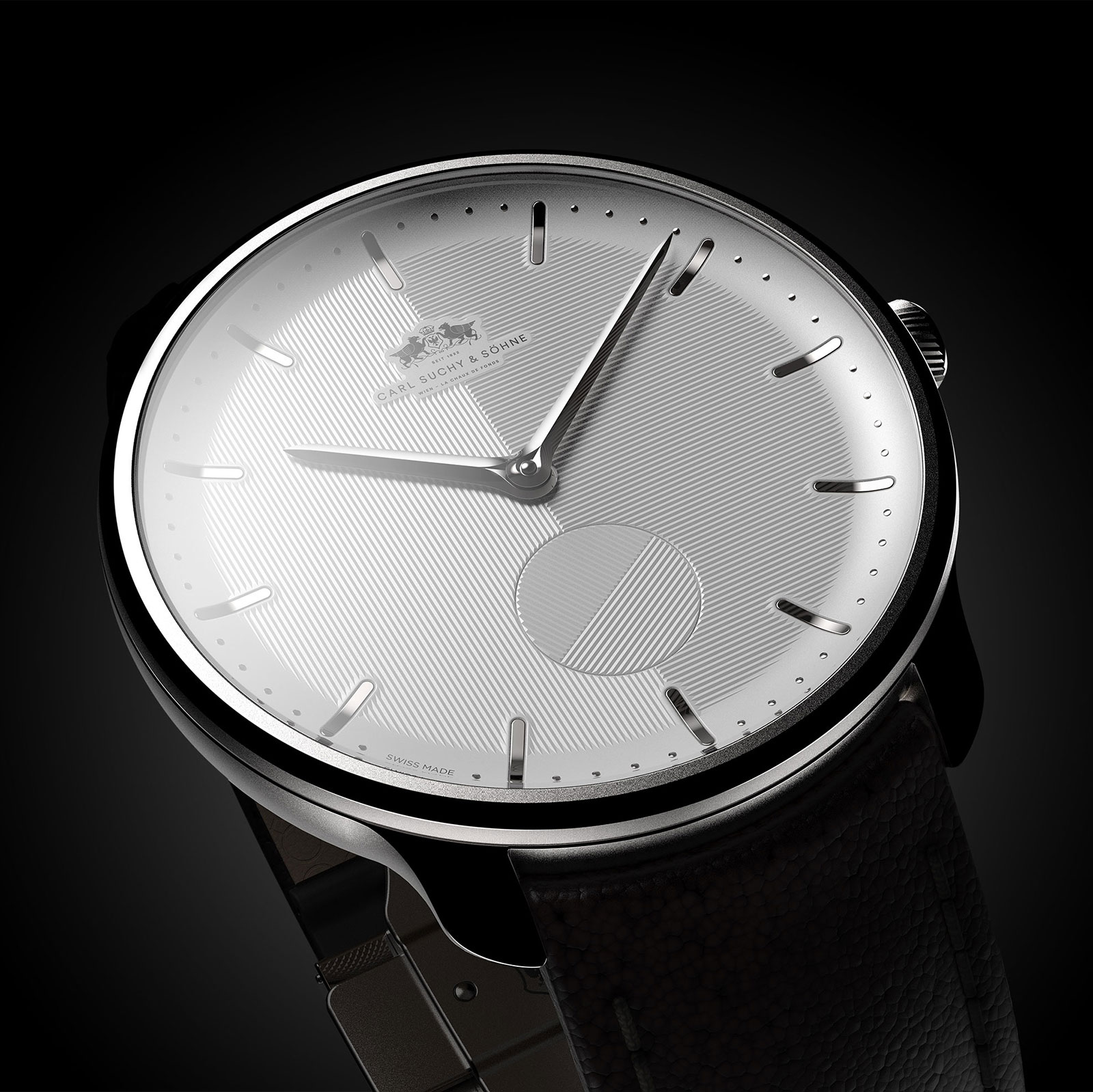 Carl Suchy Waltz No1 watch