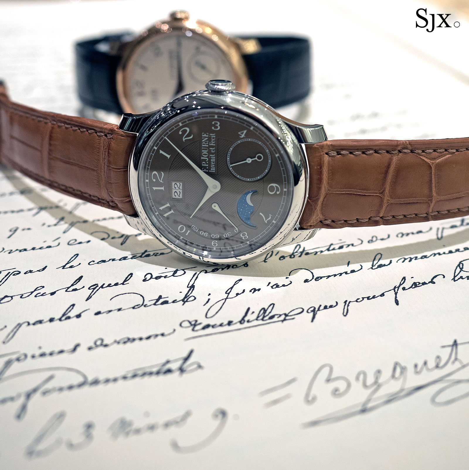 FP Journe Octa Automatique Lune Havana 1