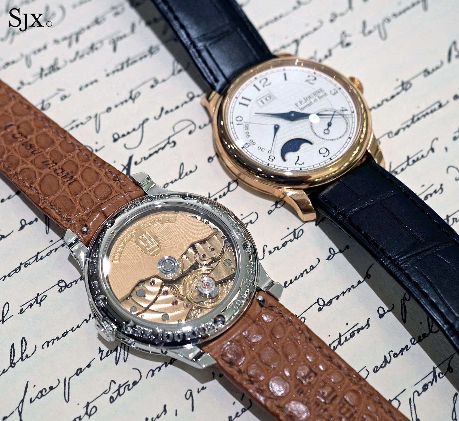 FP Journe Octa Automatique Lune Havana 7