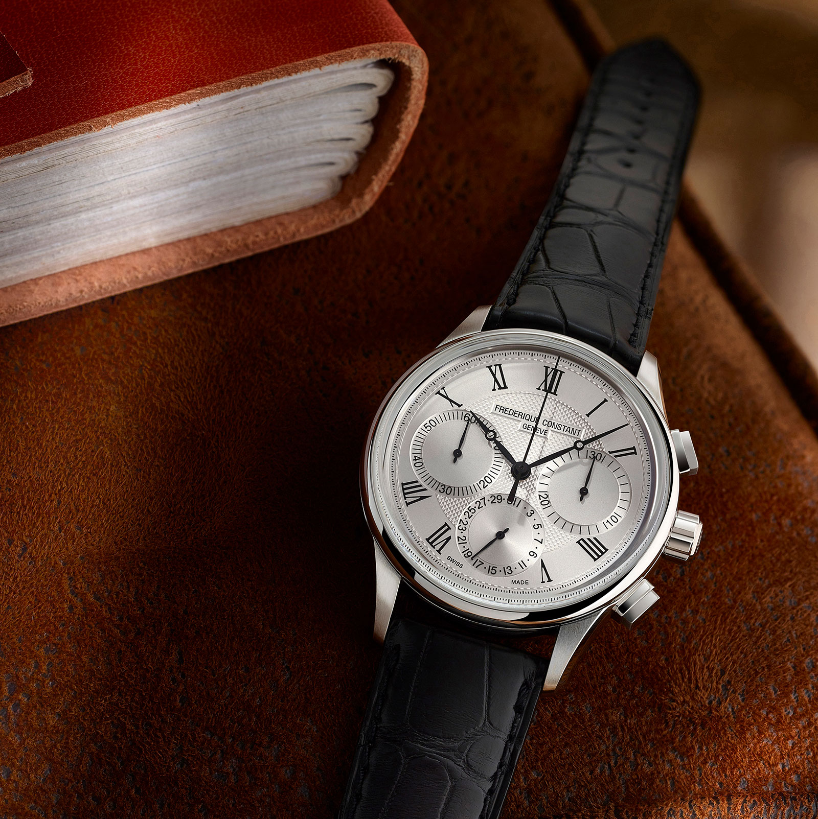 Frederique Constant Flyback Chronograph Manufacture 4