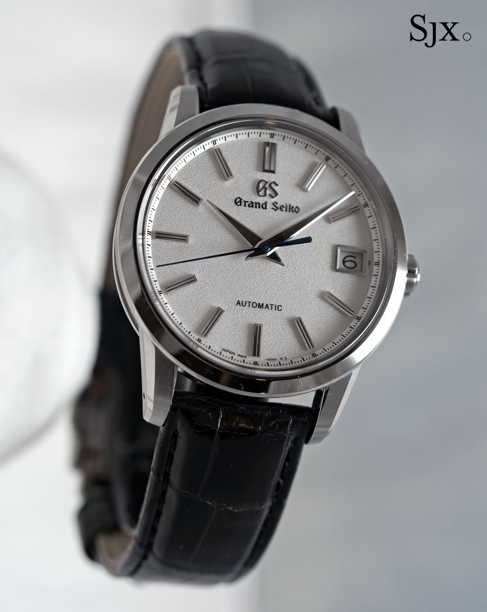 Grand Seiko SBGR305 titanium 3