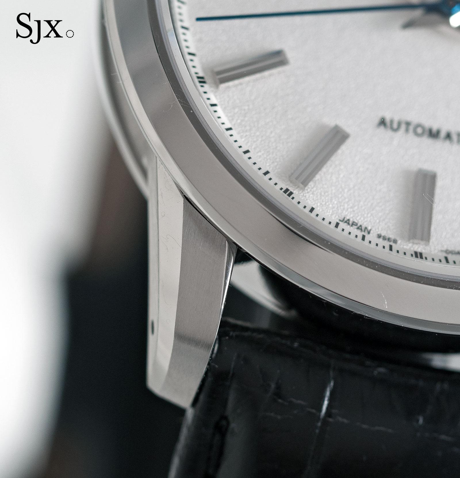Grand Seiko SBGR305 titanium 6