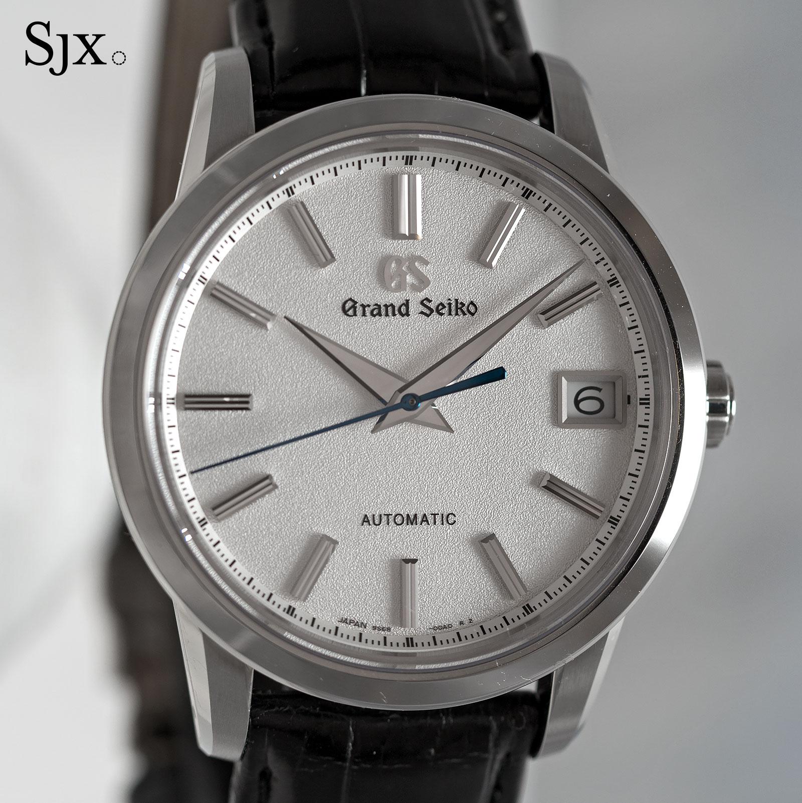 Grand Seiko SBGR305 titanium