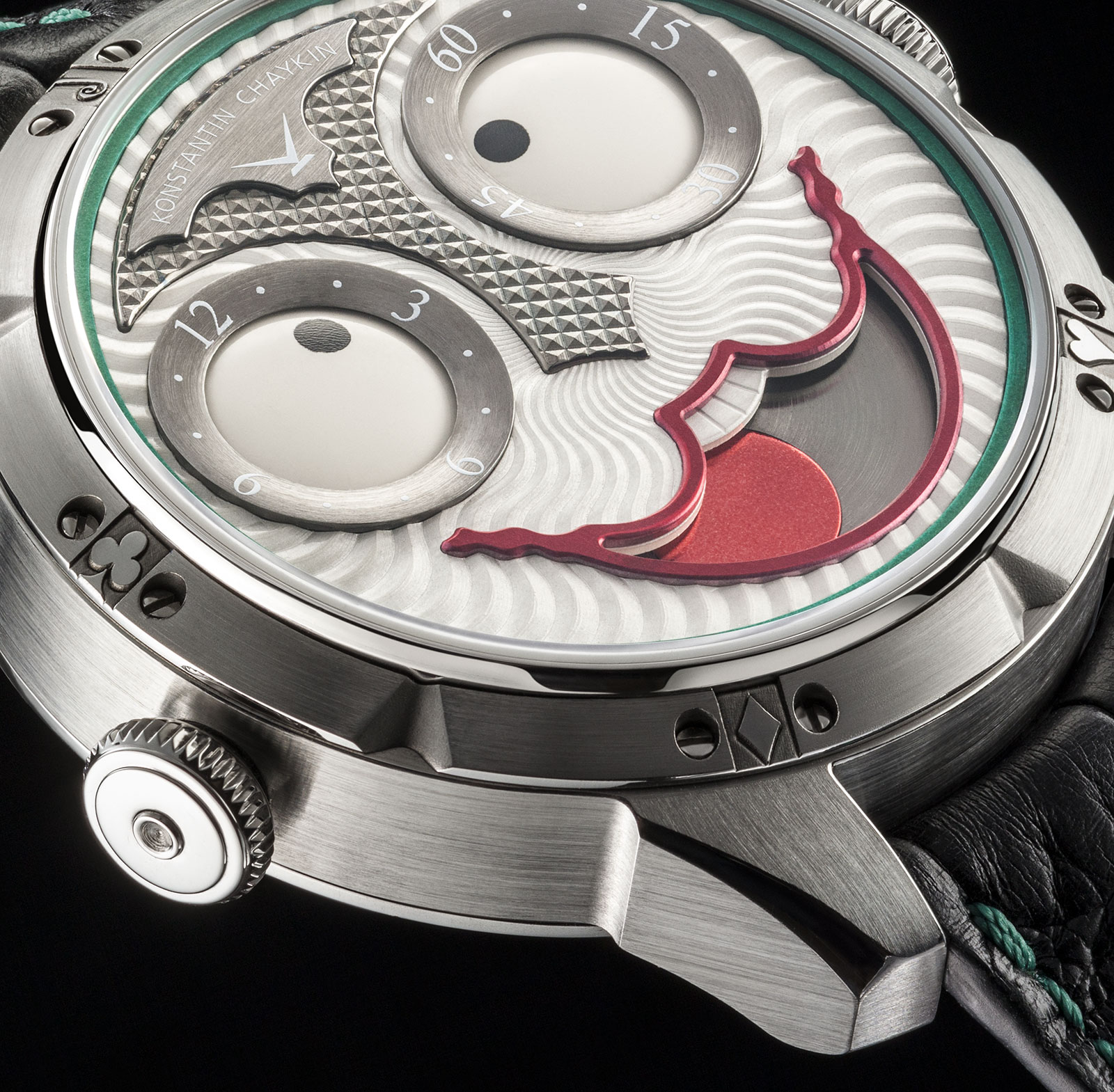 Konstantin Chaykin Joker watch 2