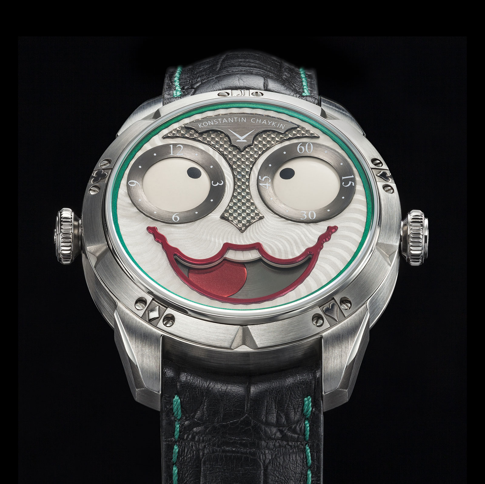 Konstantin Chaykin Joker watch 5
