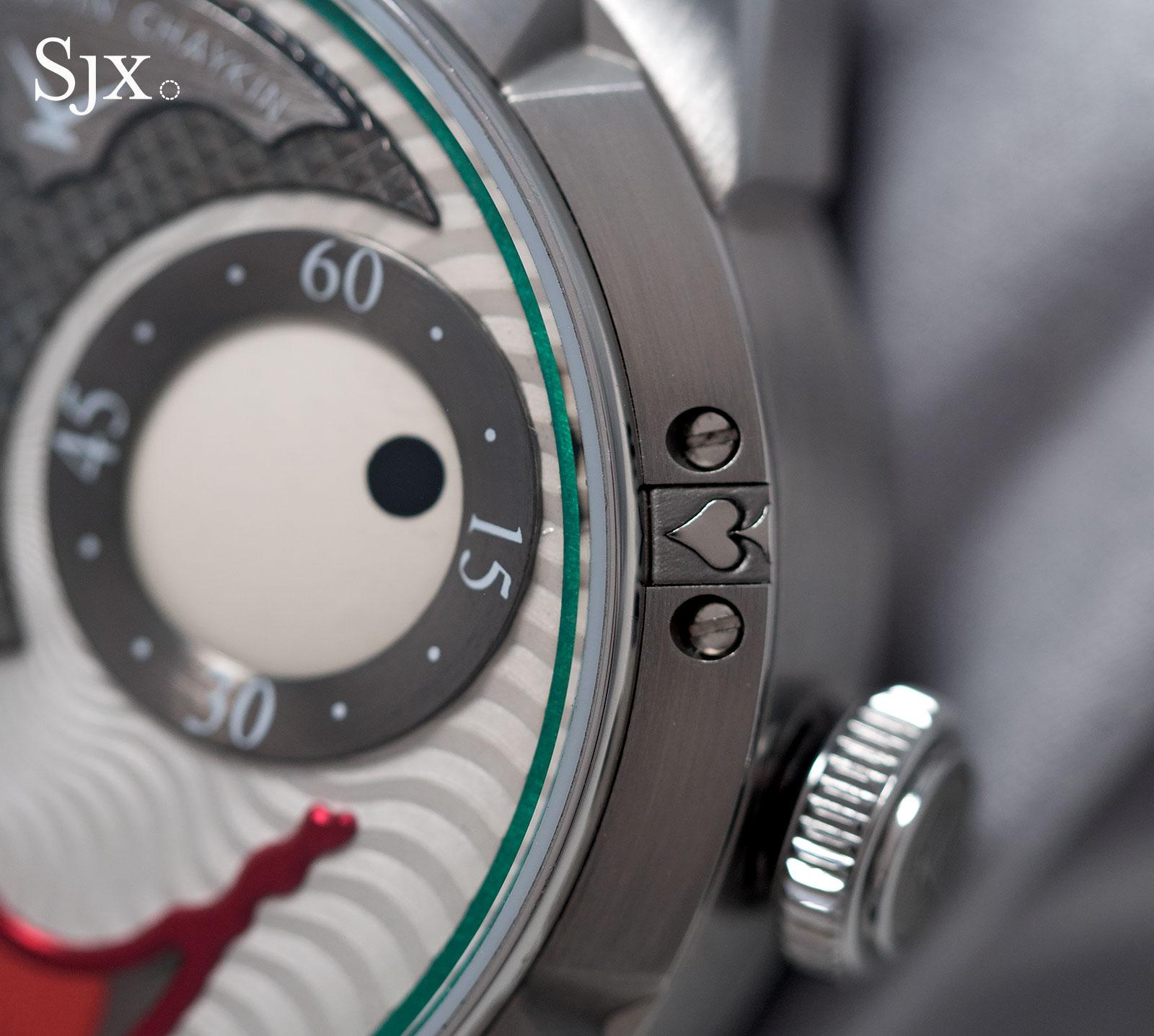 Konstantin Chaykin Joker wristwatch 5