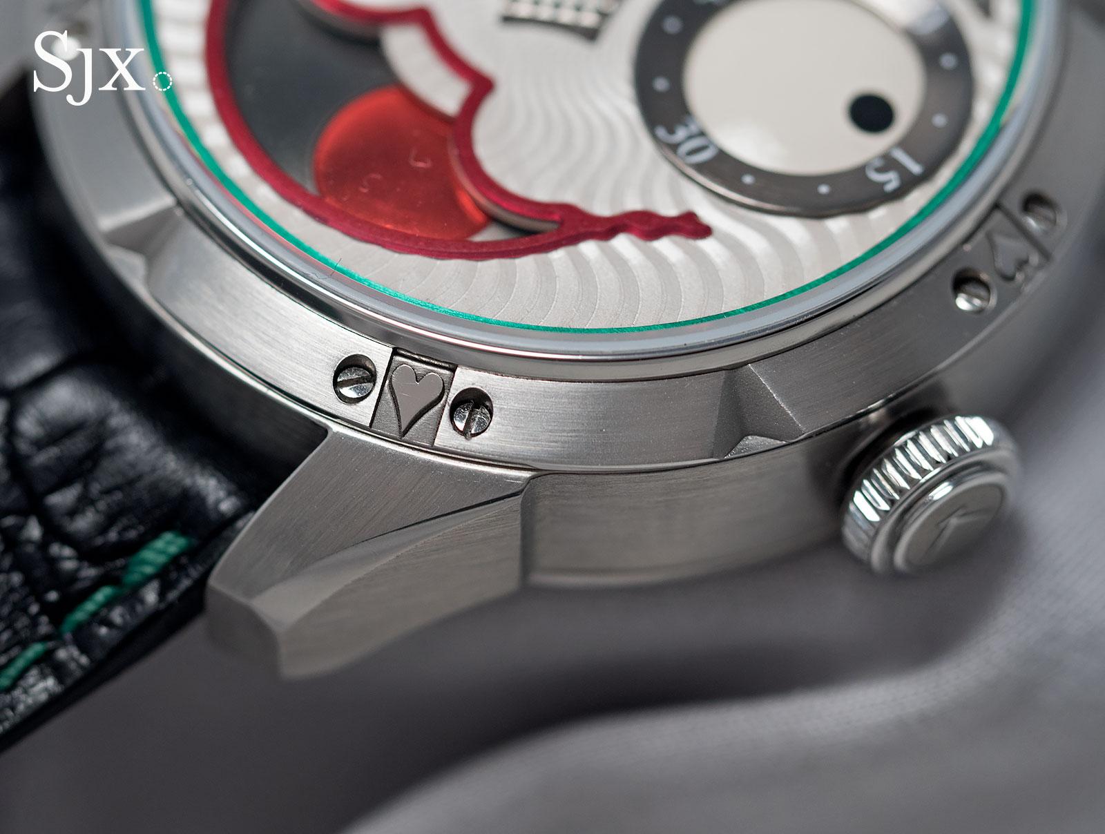 Konstantin Chaykin Joker wristwatch 6