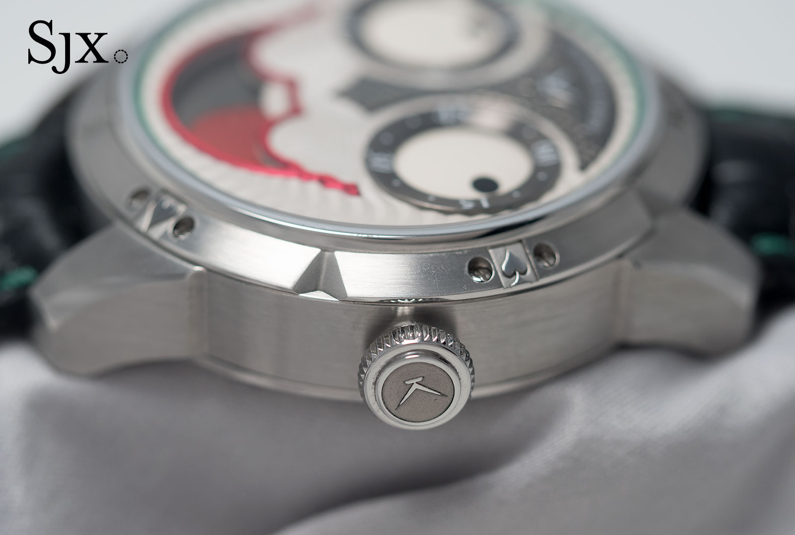 Konstantin Chaykin Joker wristwatch 7