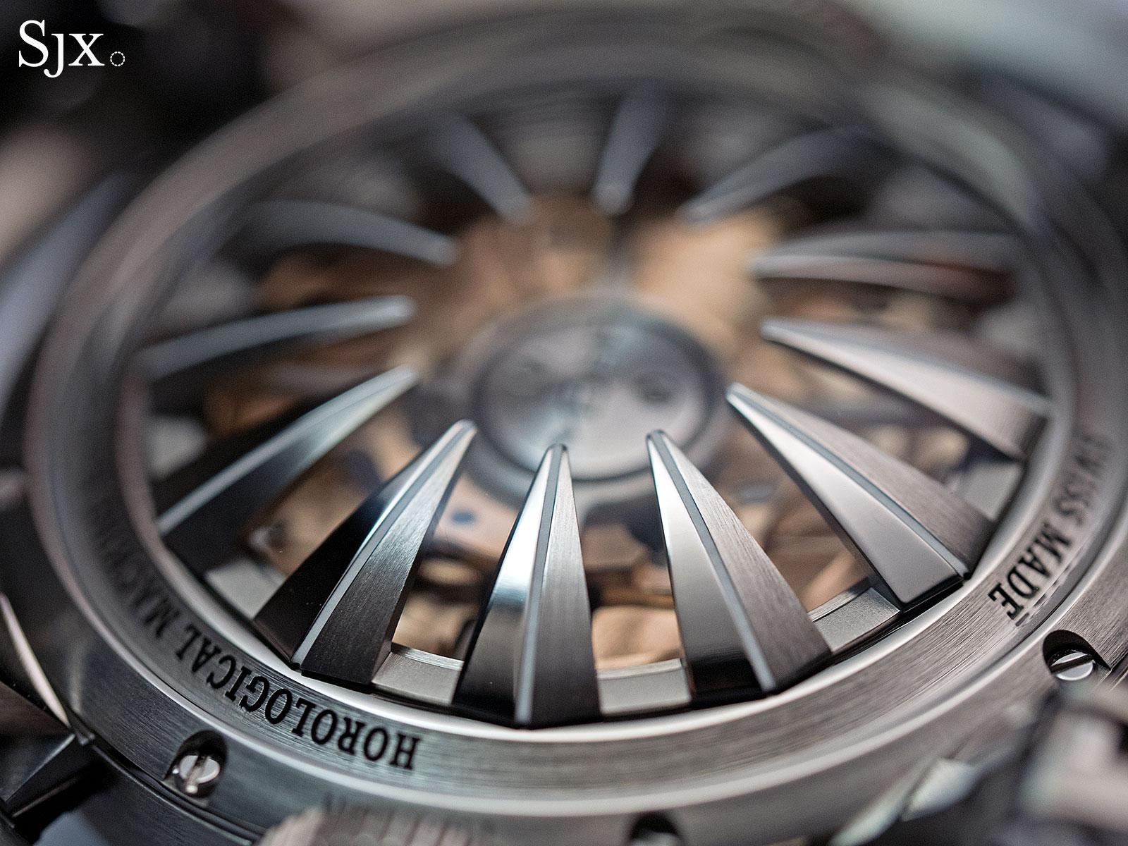 MB&F HM7 Aquapod titanium 9