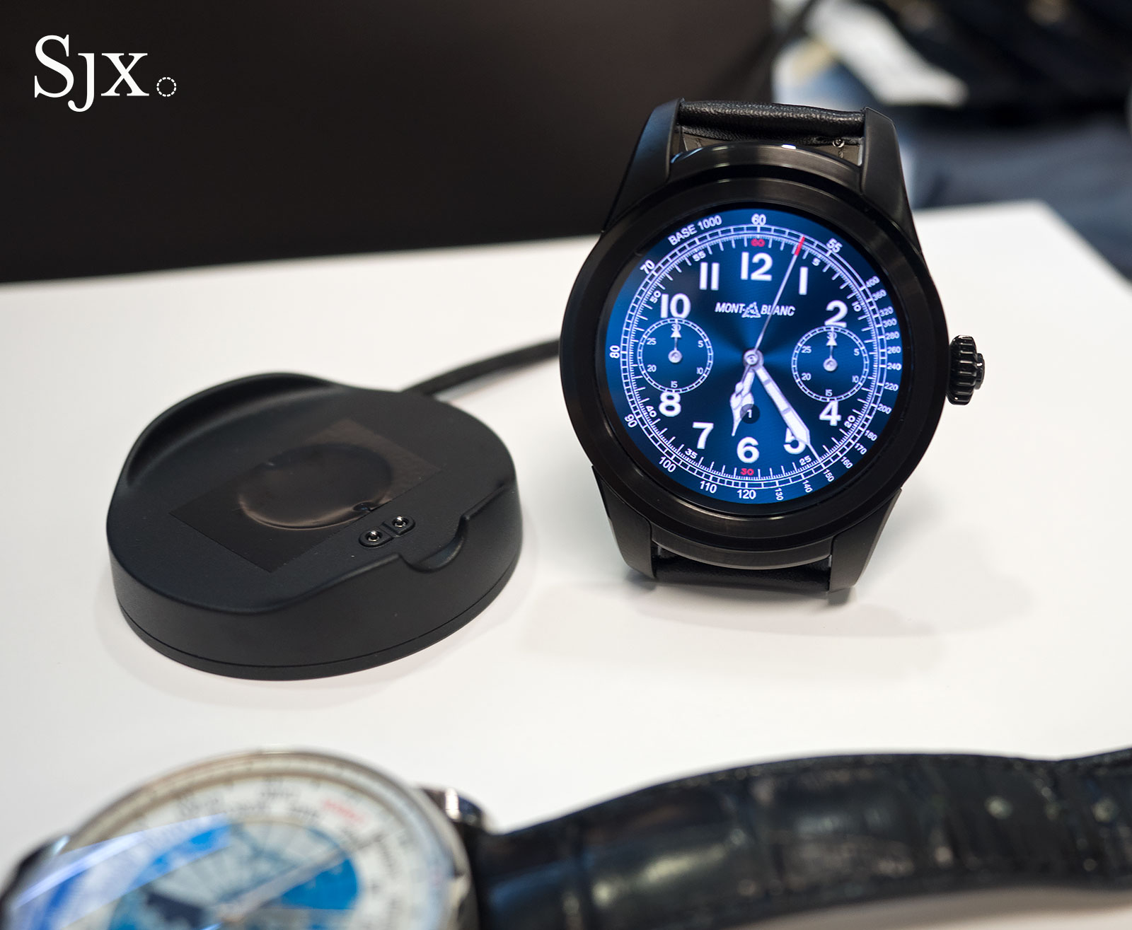 Montblanc Summit smartwatch 9