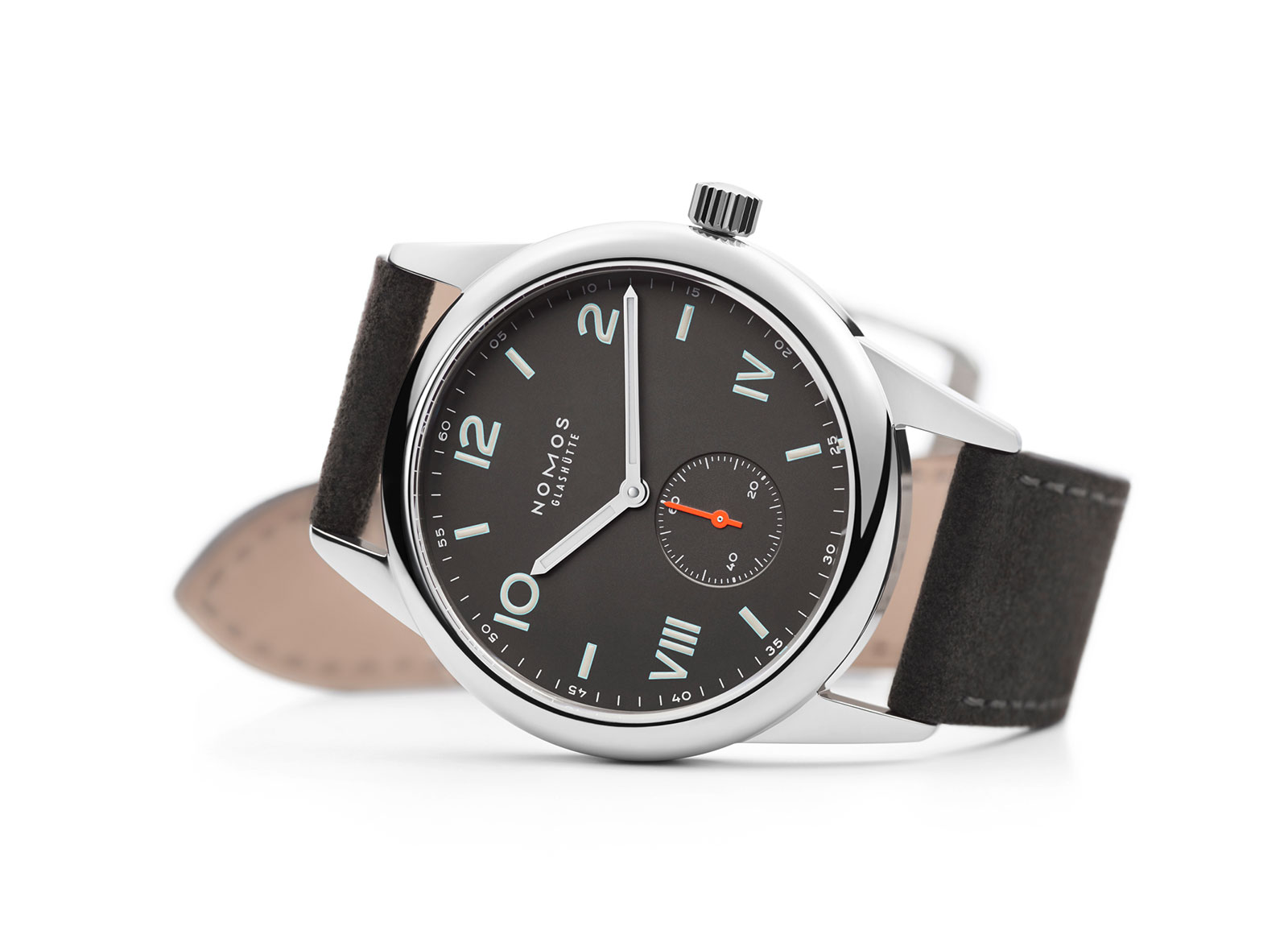 Nomos Club Campus watch 2