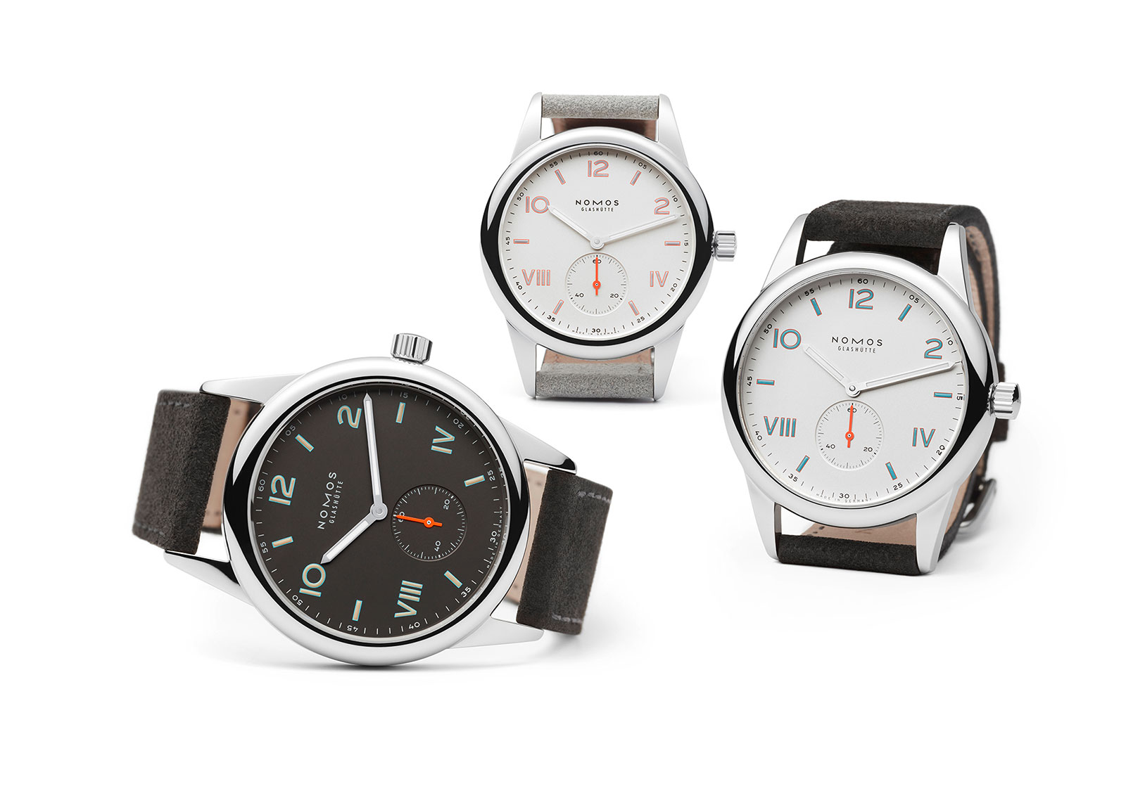 Nomos Club Campus watch 4
