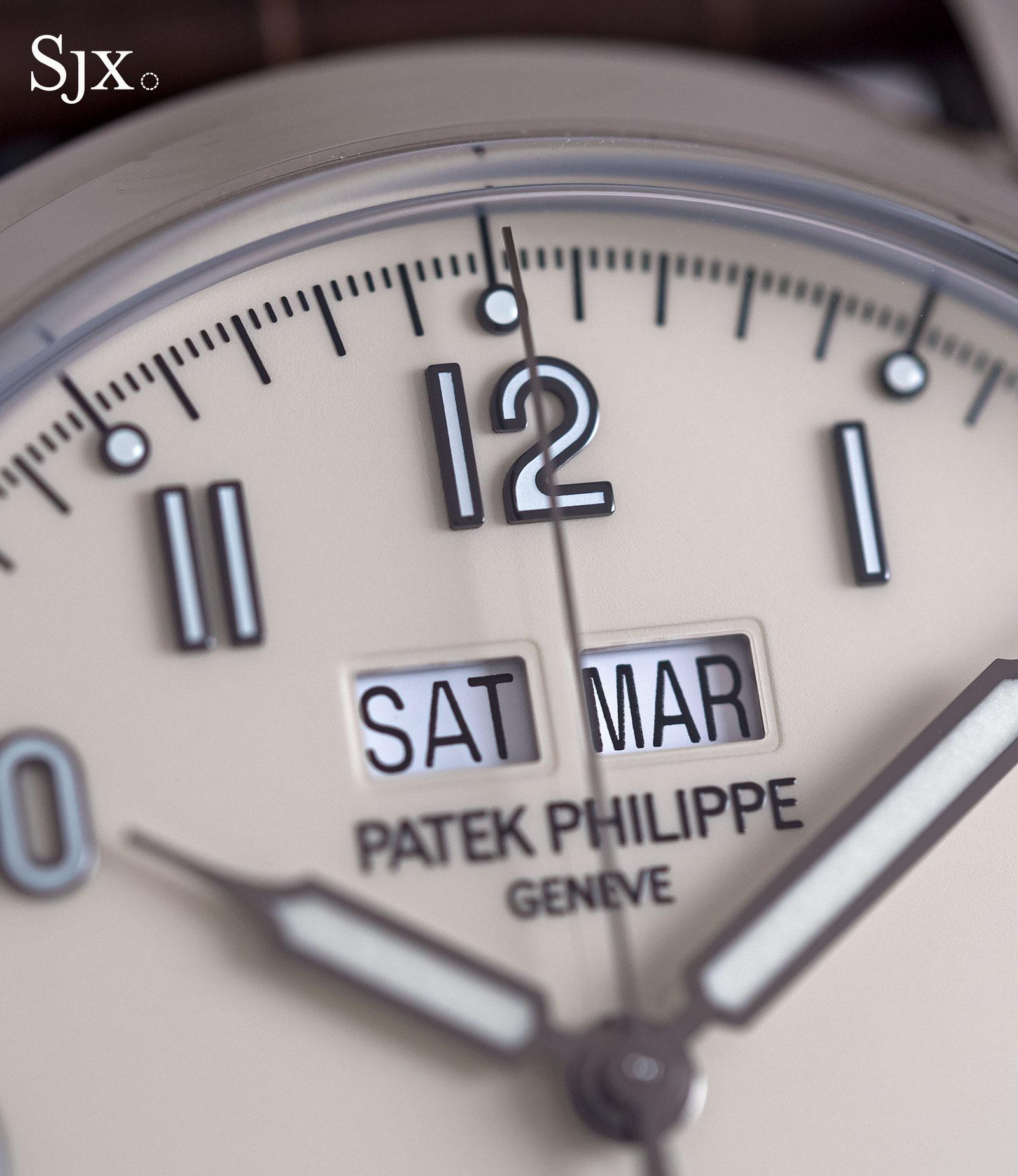 Patek Philippe 5320G perpetual calendar 4