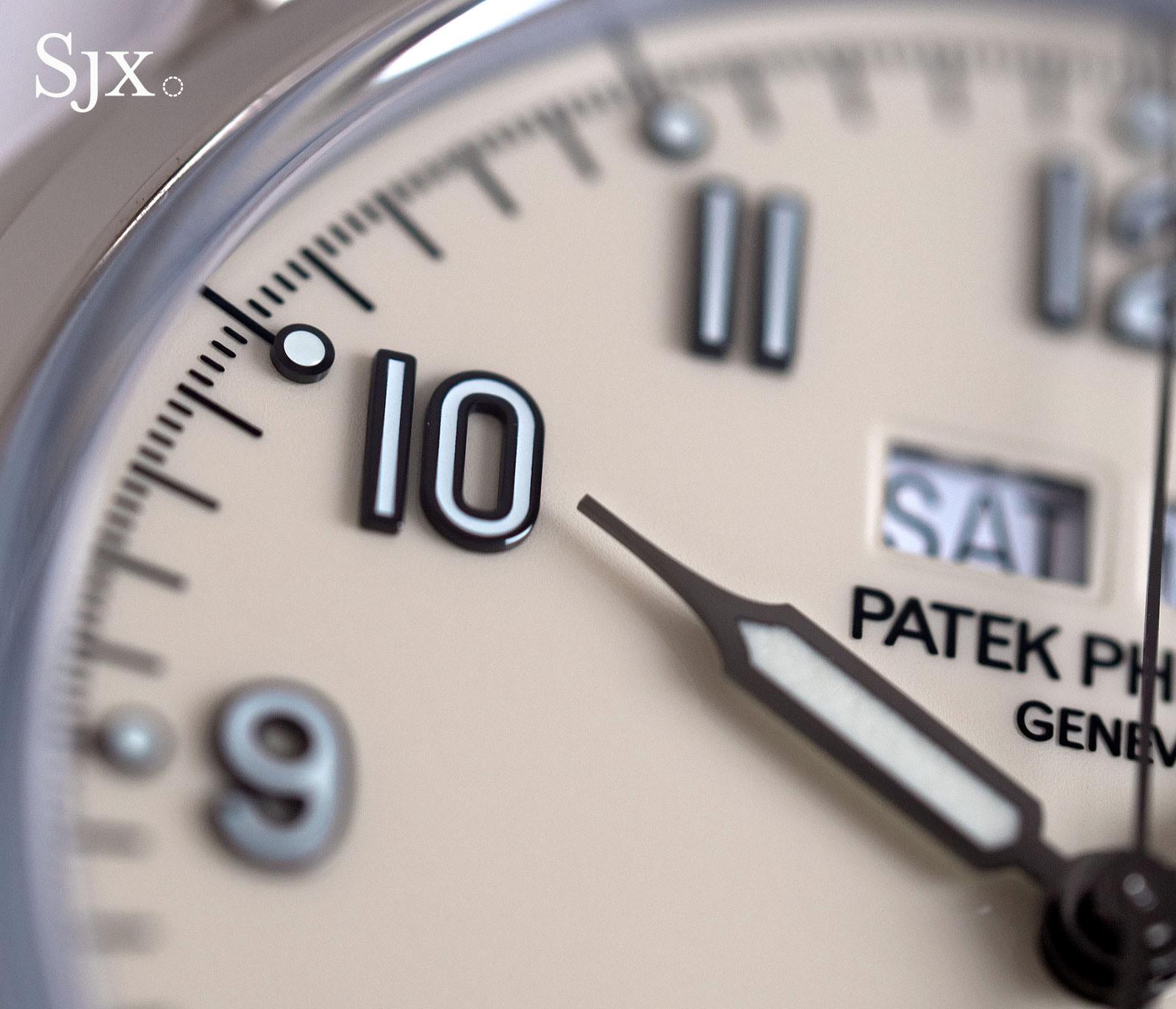 Patek Philippe 5320G perpetual calendar 6