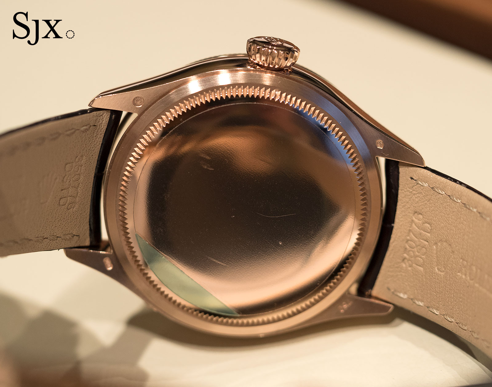 Rolex Cellini Moonphase Everose 10