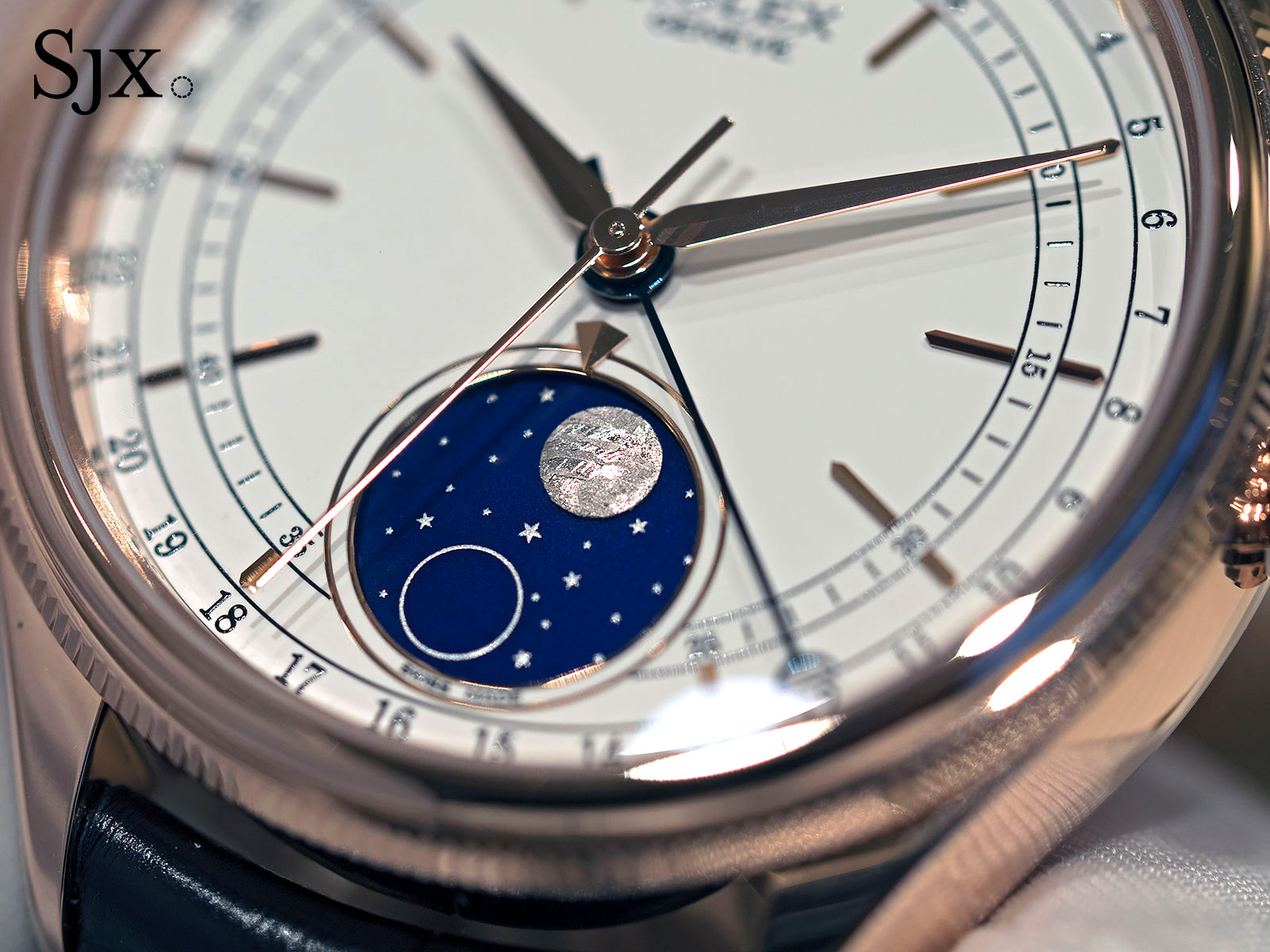 Rolex Cellini Moonphase Everose 4
