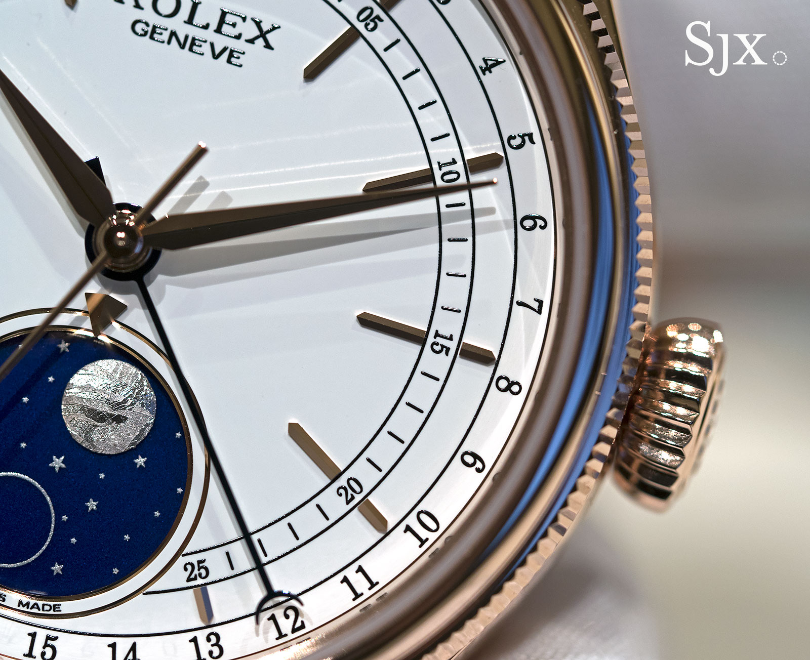 Rolex Cellini Moonphase Everose 5
