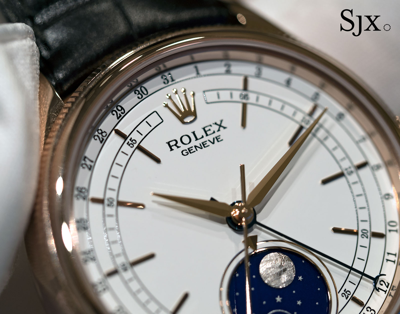 Rolex Cellini Moonphase Everose 6