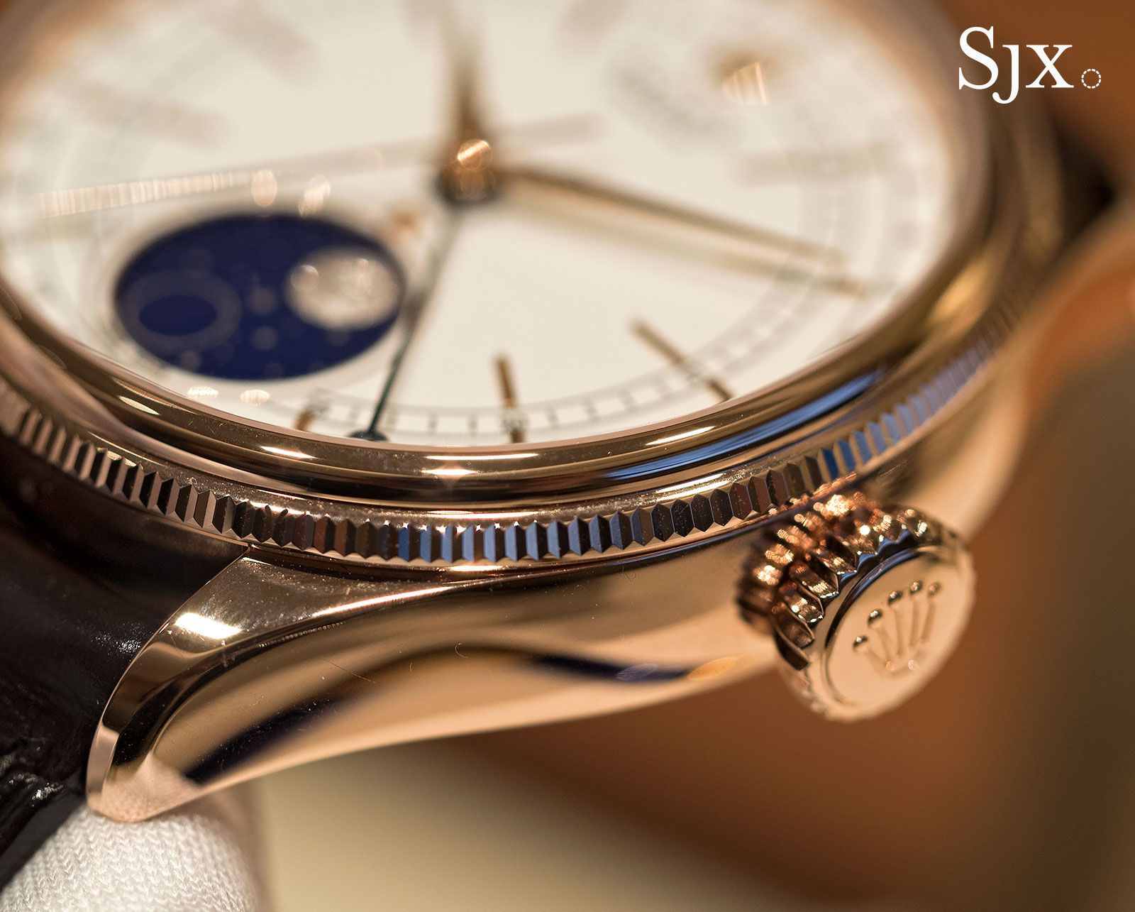 Rolex Cellini Moonphase Everose 7