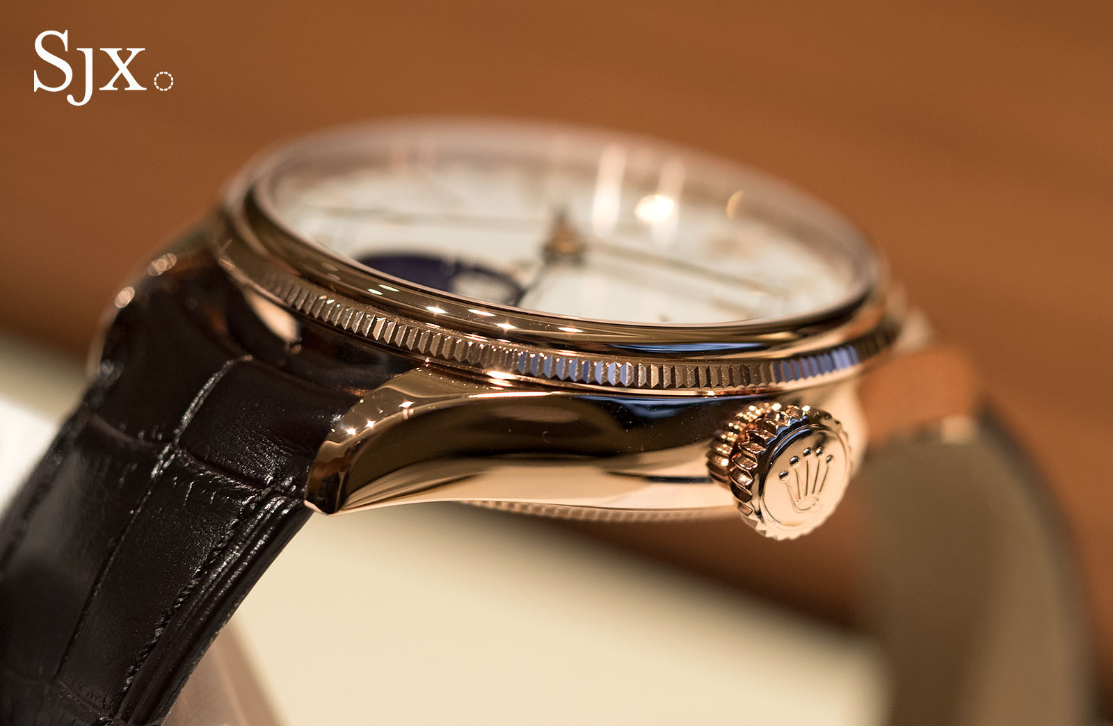 Rolex Cellini Moonphase Everose 9