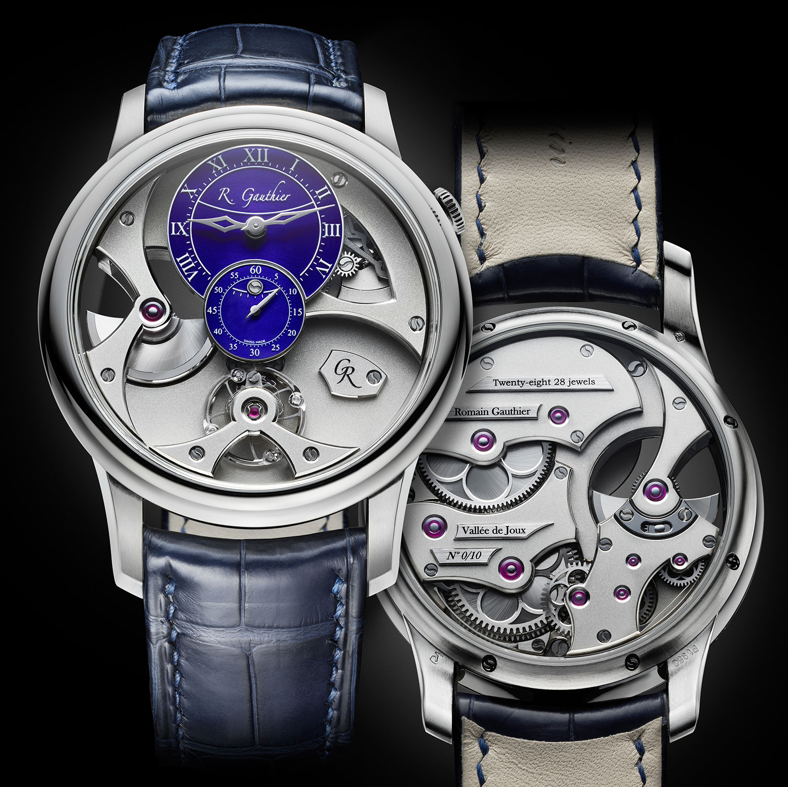 Romain Gauthier Insight Micro-Rotor 2