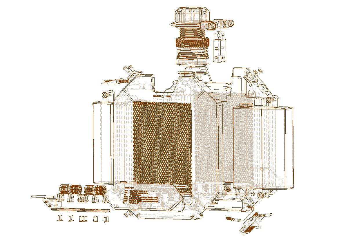 The Macallan x URWERK Flask 2-1