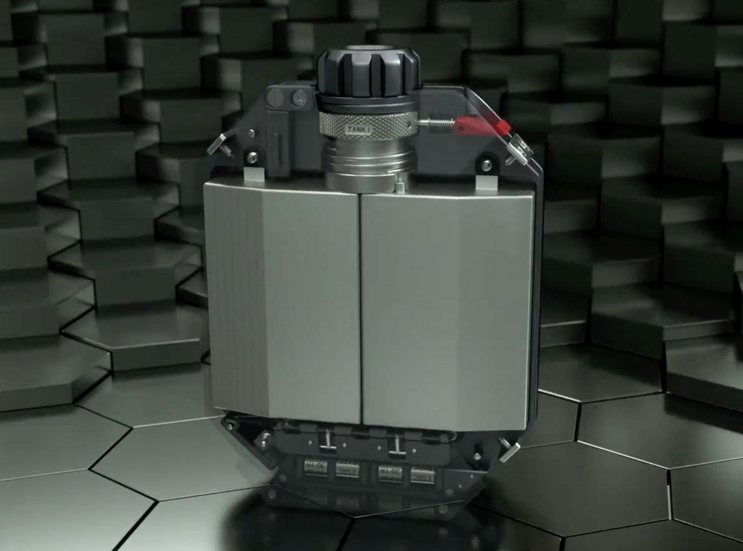 The Macallan x URWERK Flask 2-2