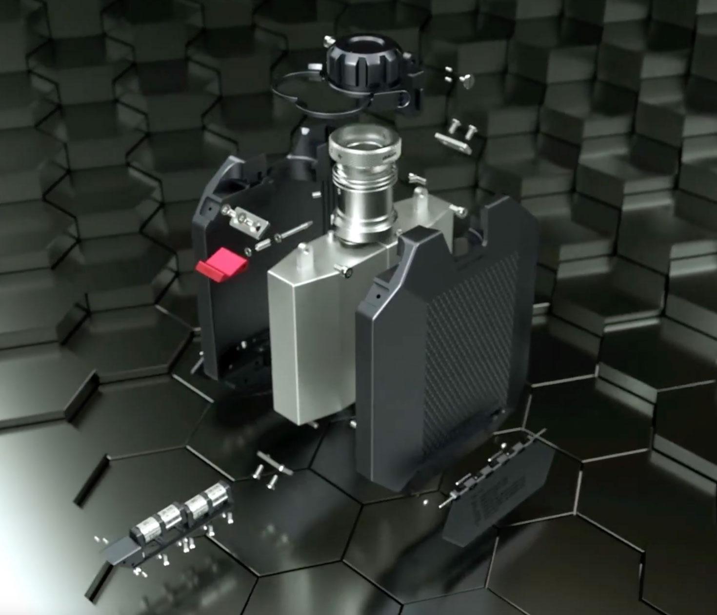 The Macallan x URWERK Flask 2-3