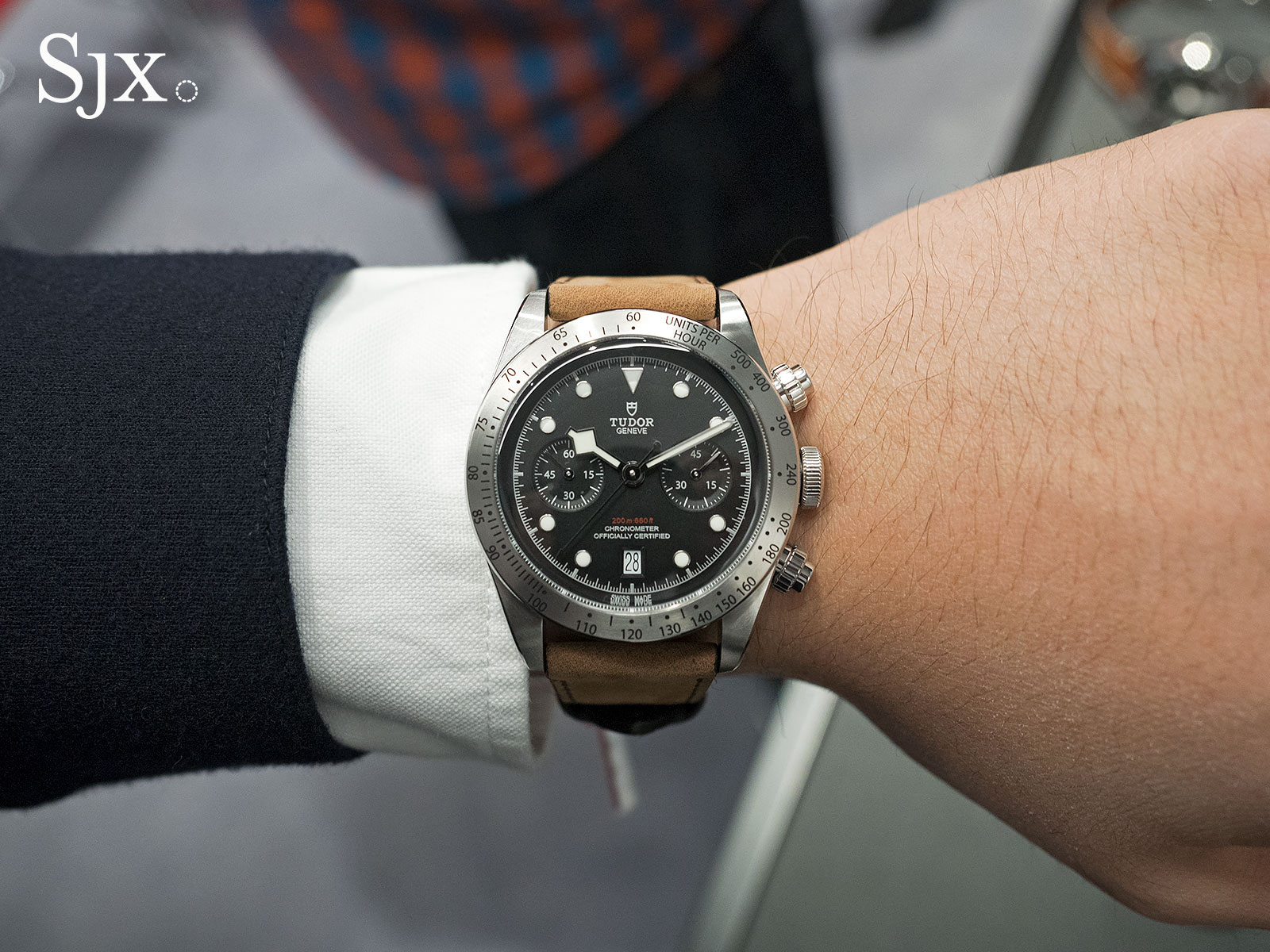 Tudor Black Bay Chrono 19