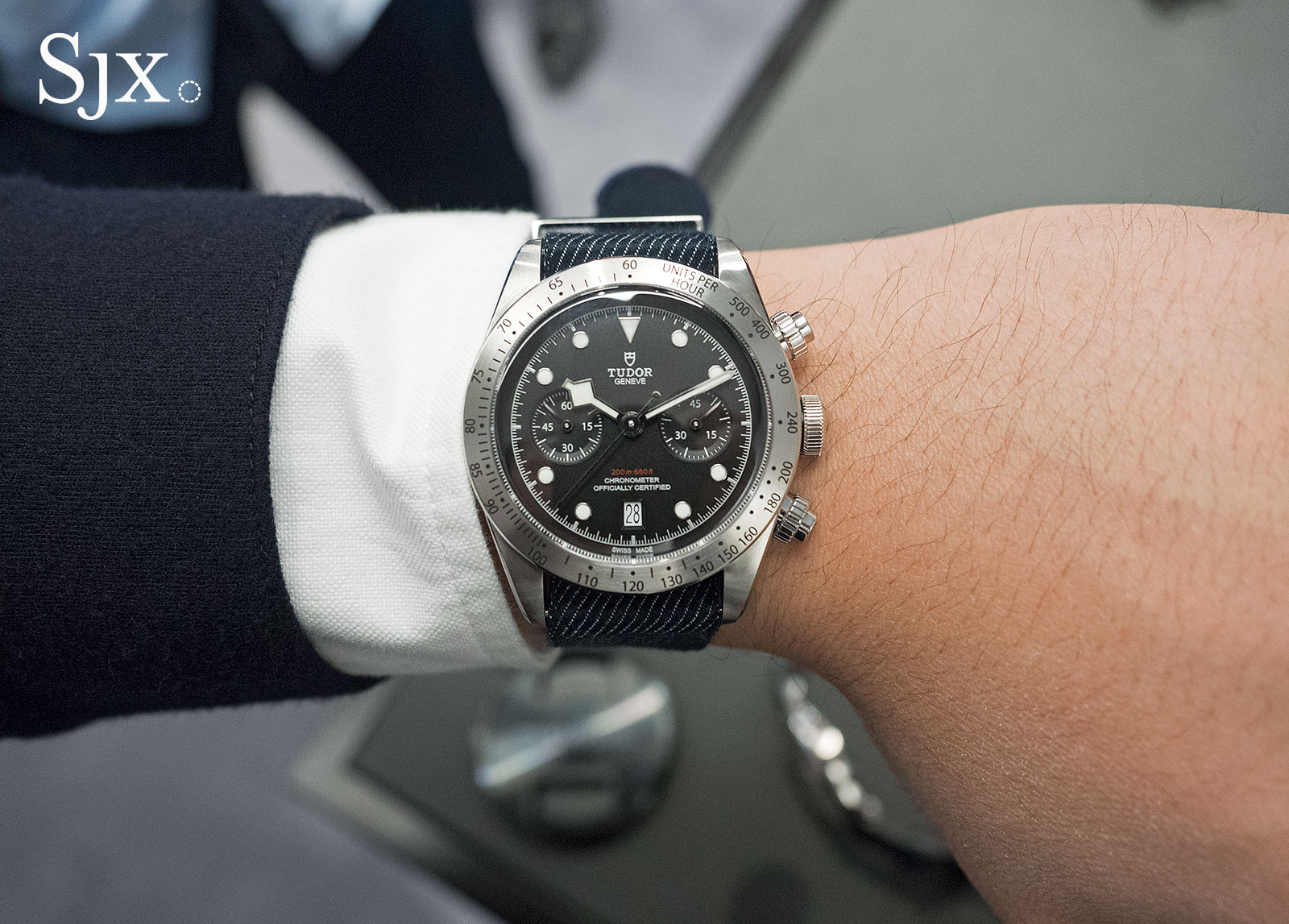 Tudor Black Bay Chrono 20