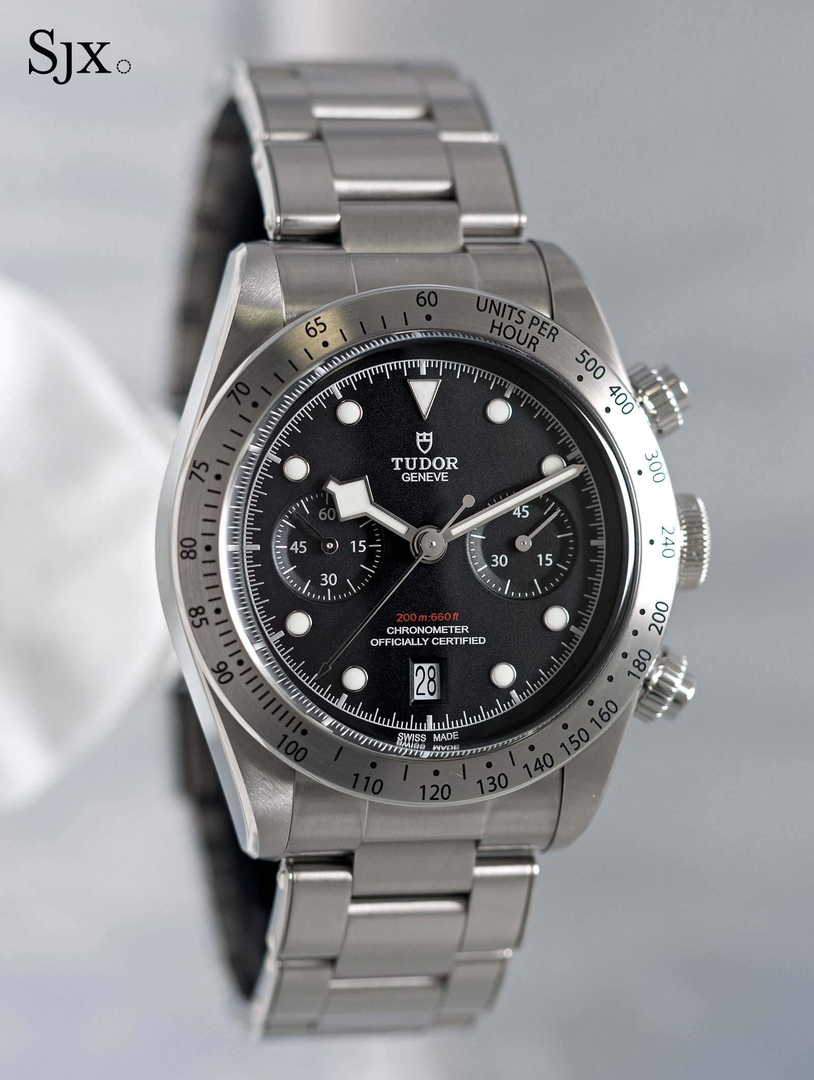 Tudor Black Bay Chrono 79350-1