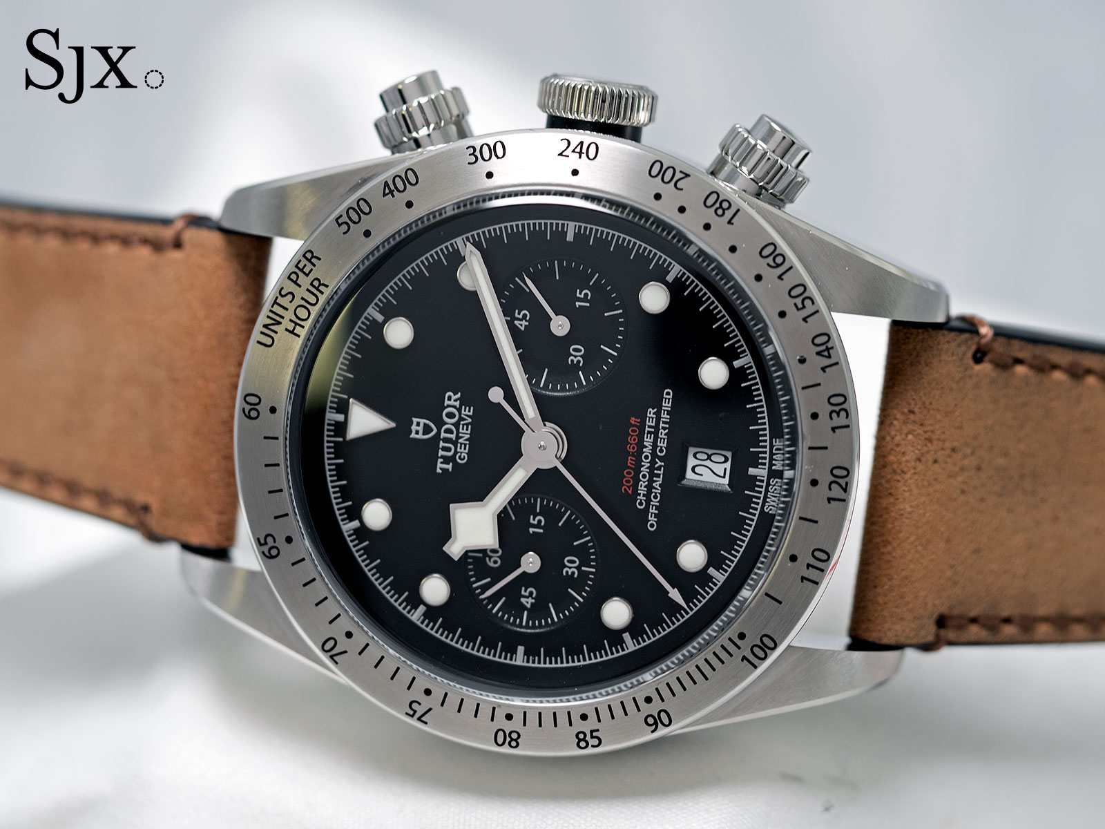 Tudor Black Bay Chrono 79350-15