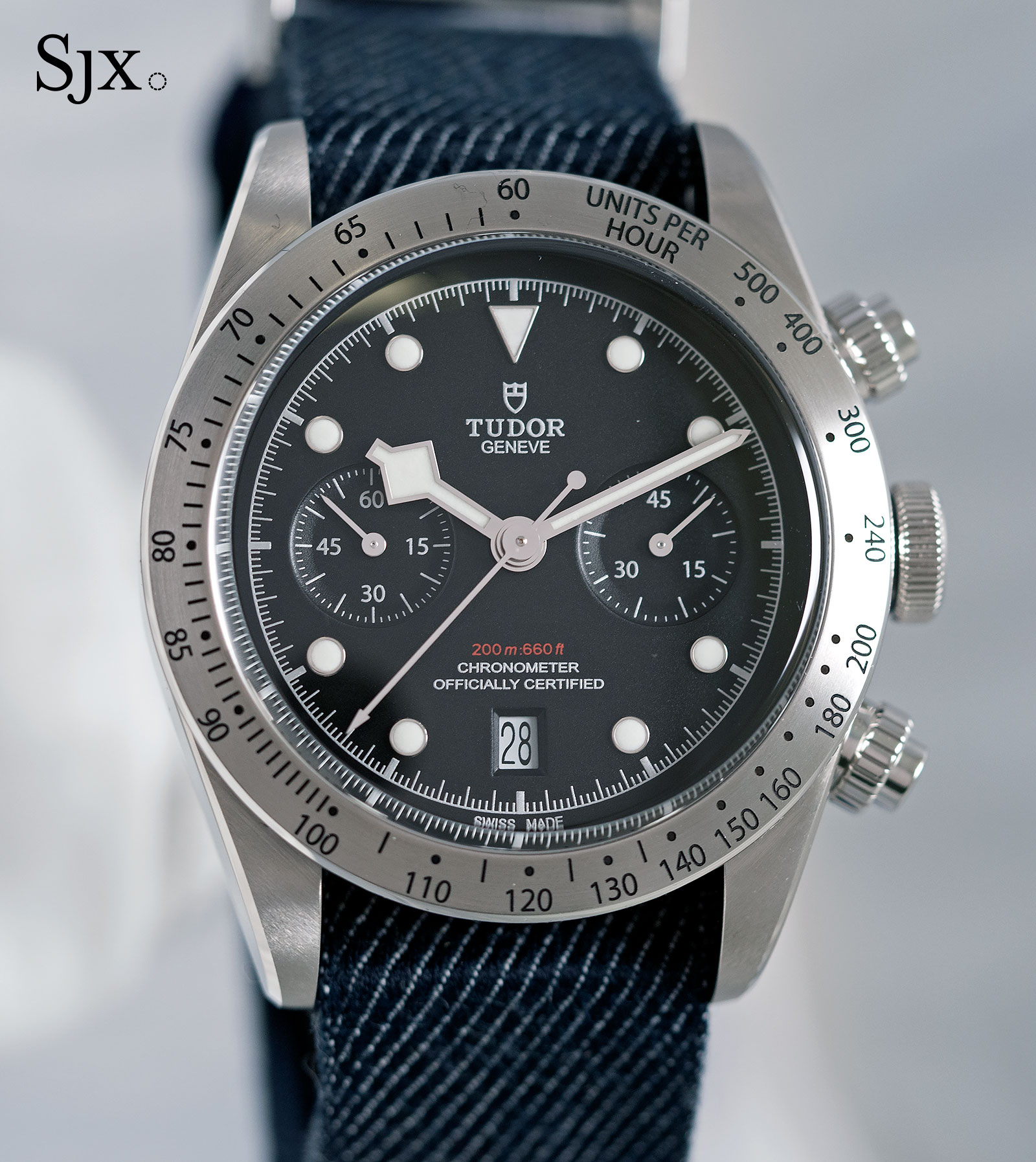 Tudor Black Bay Chrono 79350-16