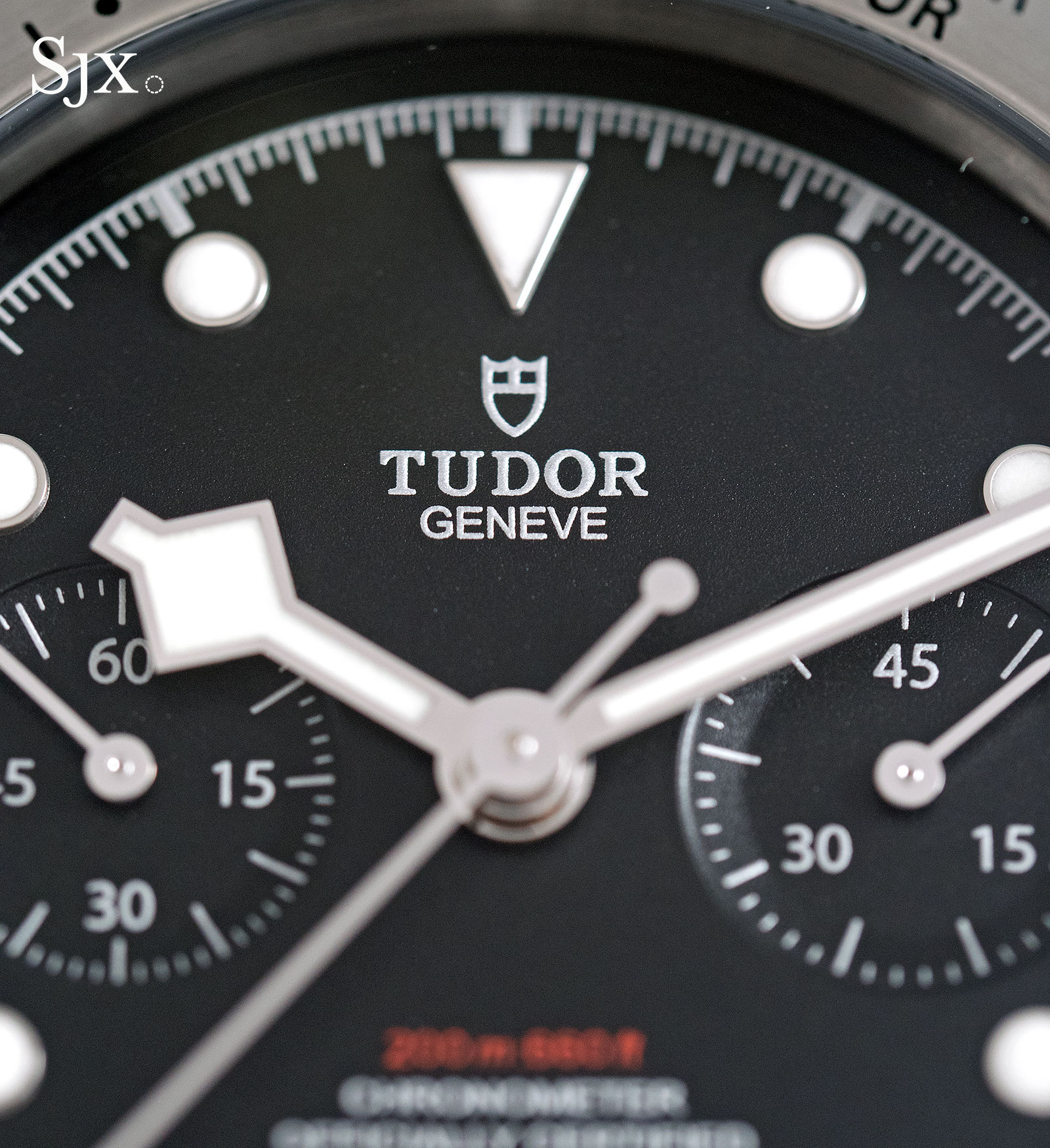 Tudor Black Bay Chrono 79350-7