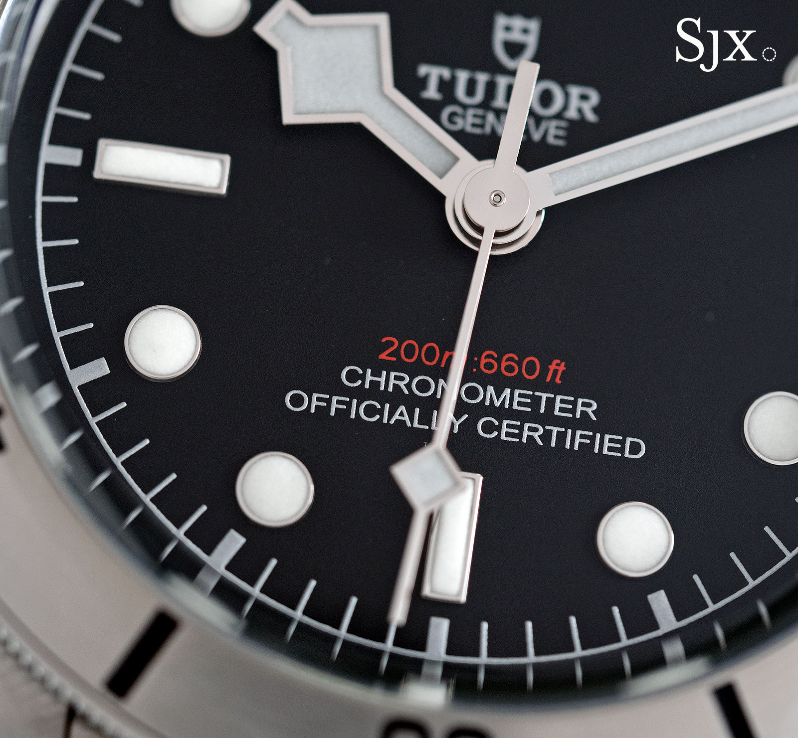 Tudor Black Bay Steel 10