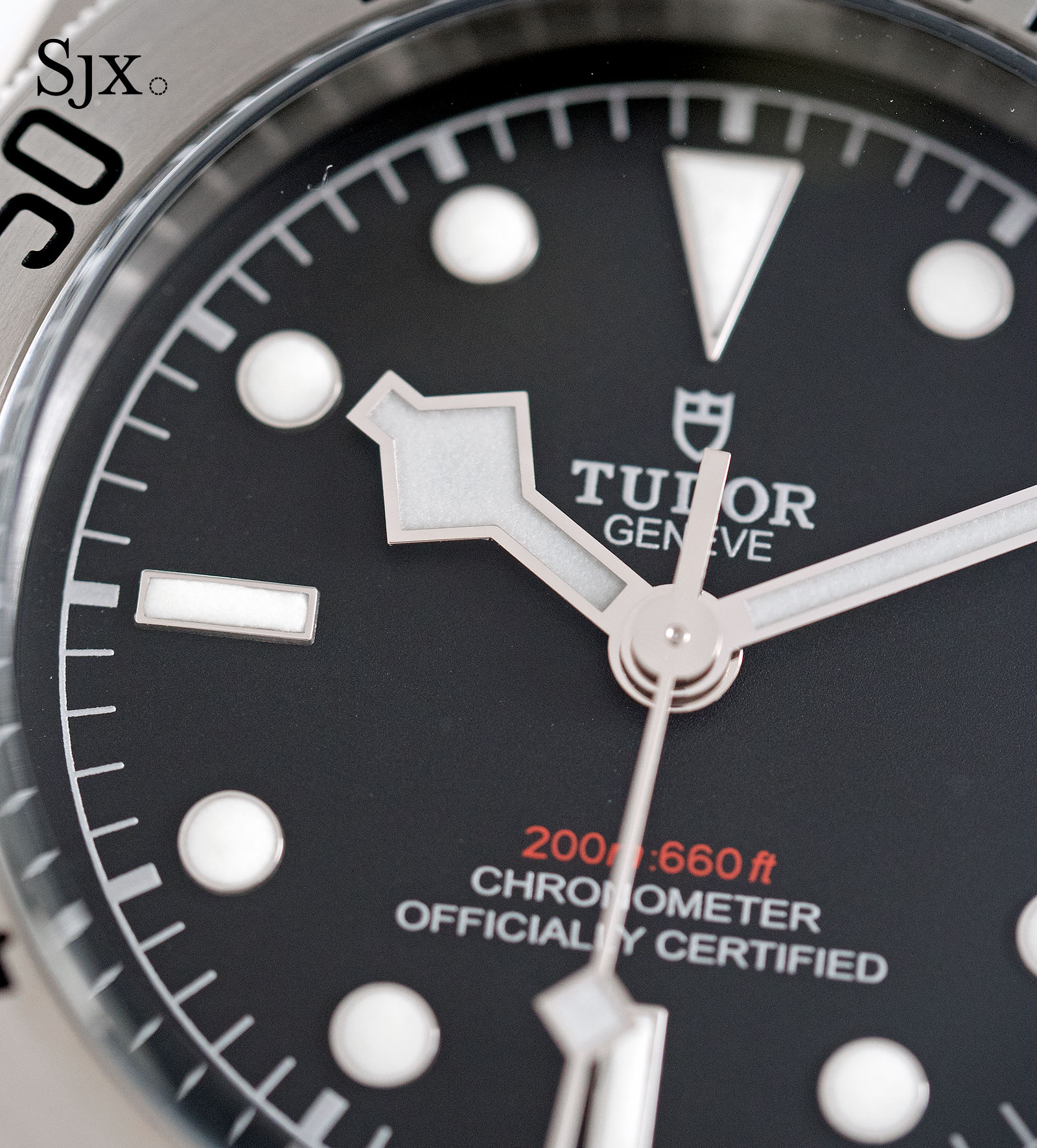 Tudor Black Bay Steel 14
