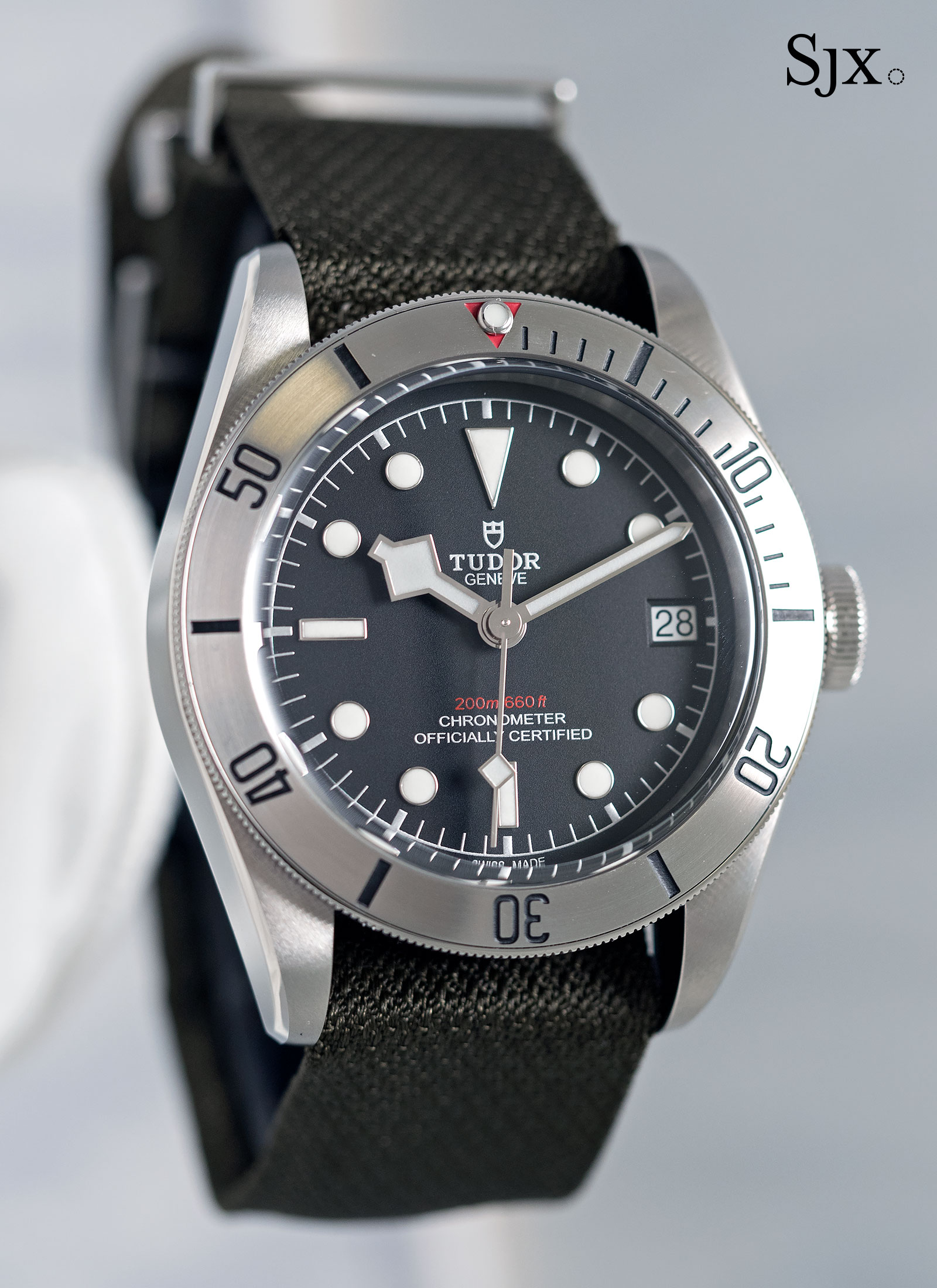 Tudor Black Bay Steel 16