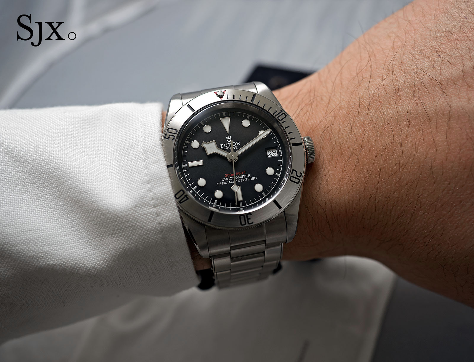 Tudor Black Bay Steel 18