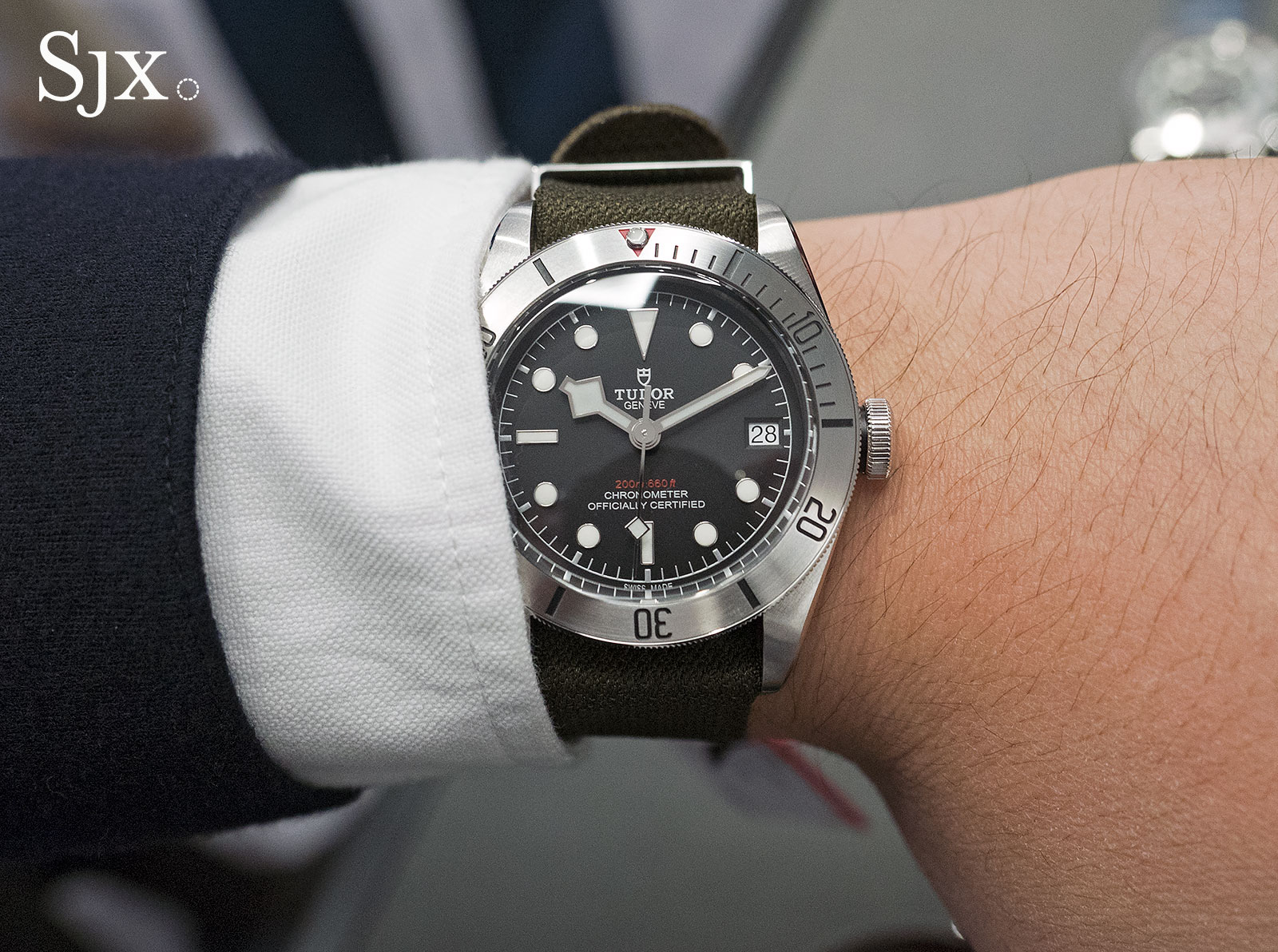 Tudor Black Bay Steel 3