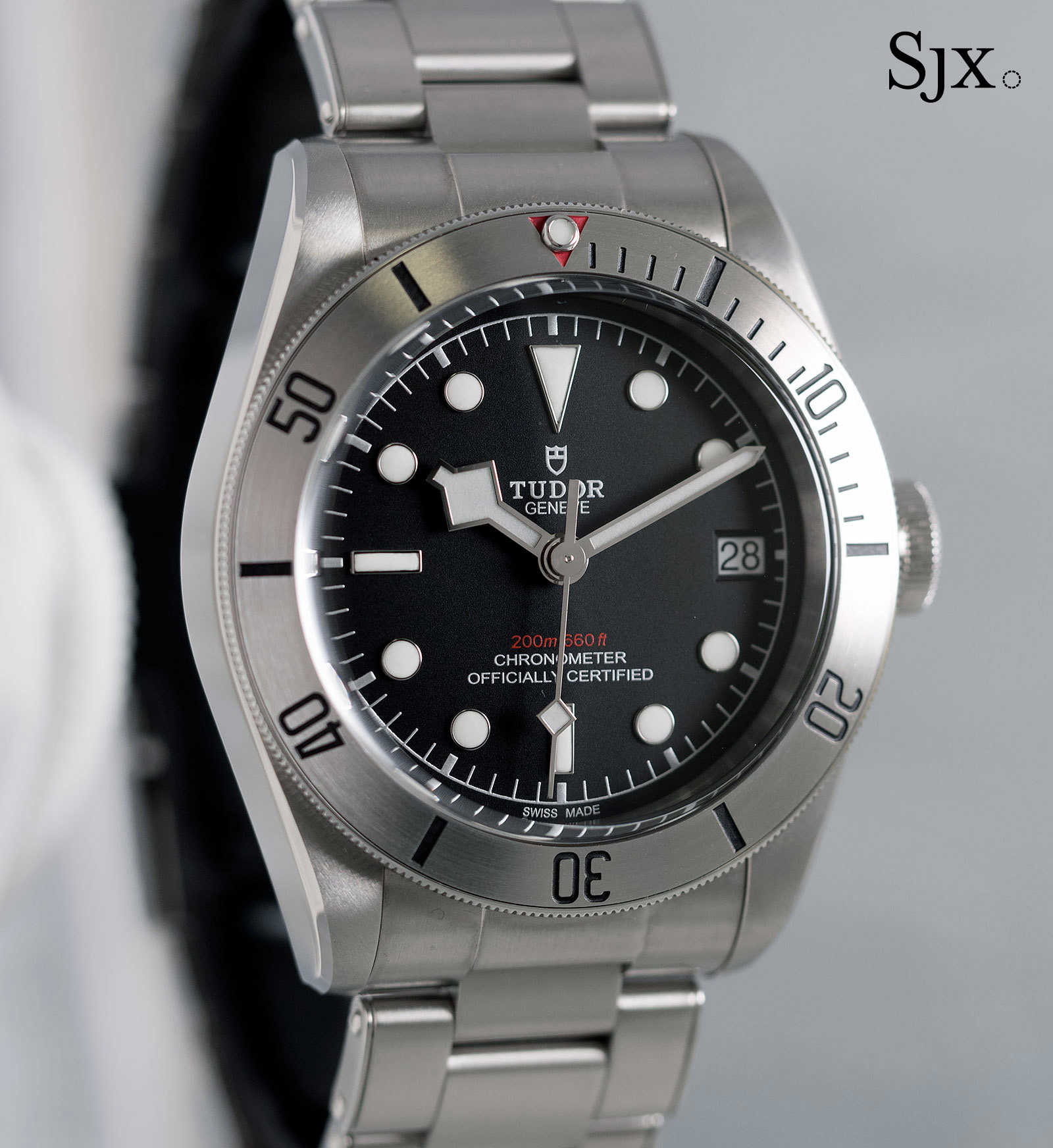 Tudor Black Bay Steel 7