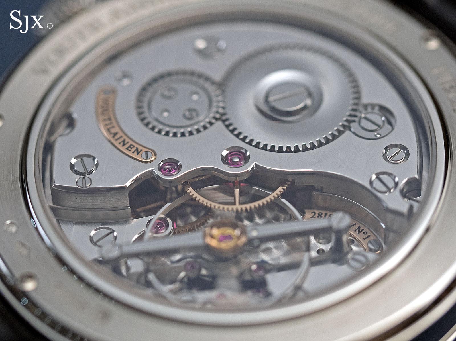 Voutilainen Vingt-8 ISO 44.5mm Pt8