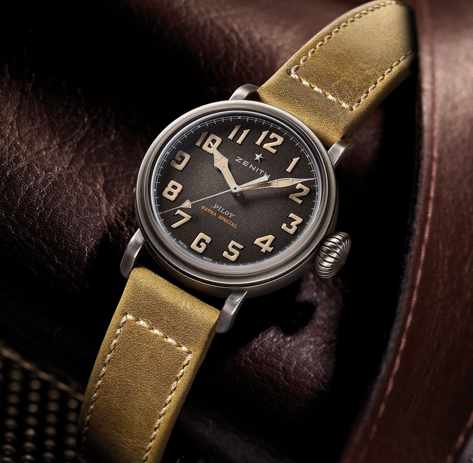 Zenith Pilot Extra Special Aged Steel 2