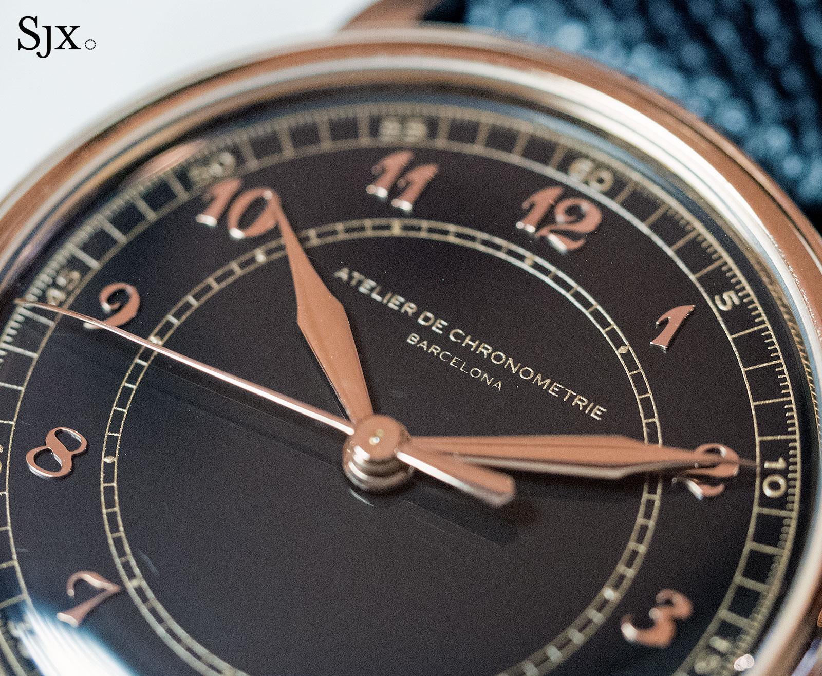 Atelier de Chronométrie ADC2-2