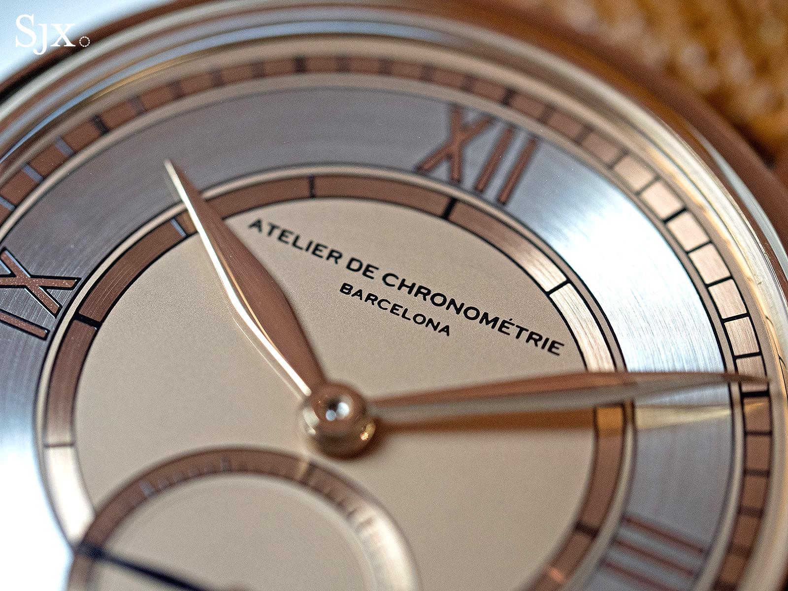 Atelier de Chronométrie ADC3-2