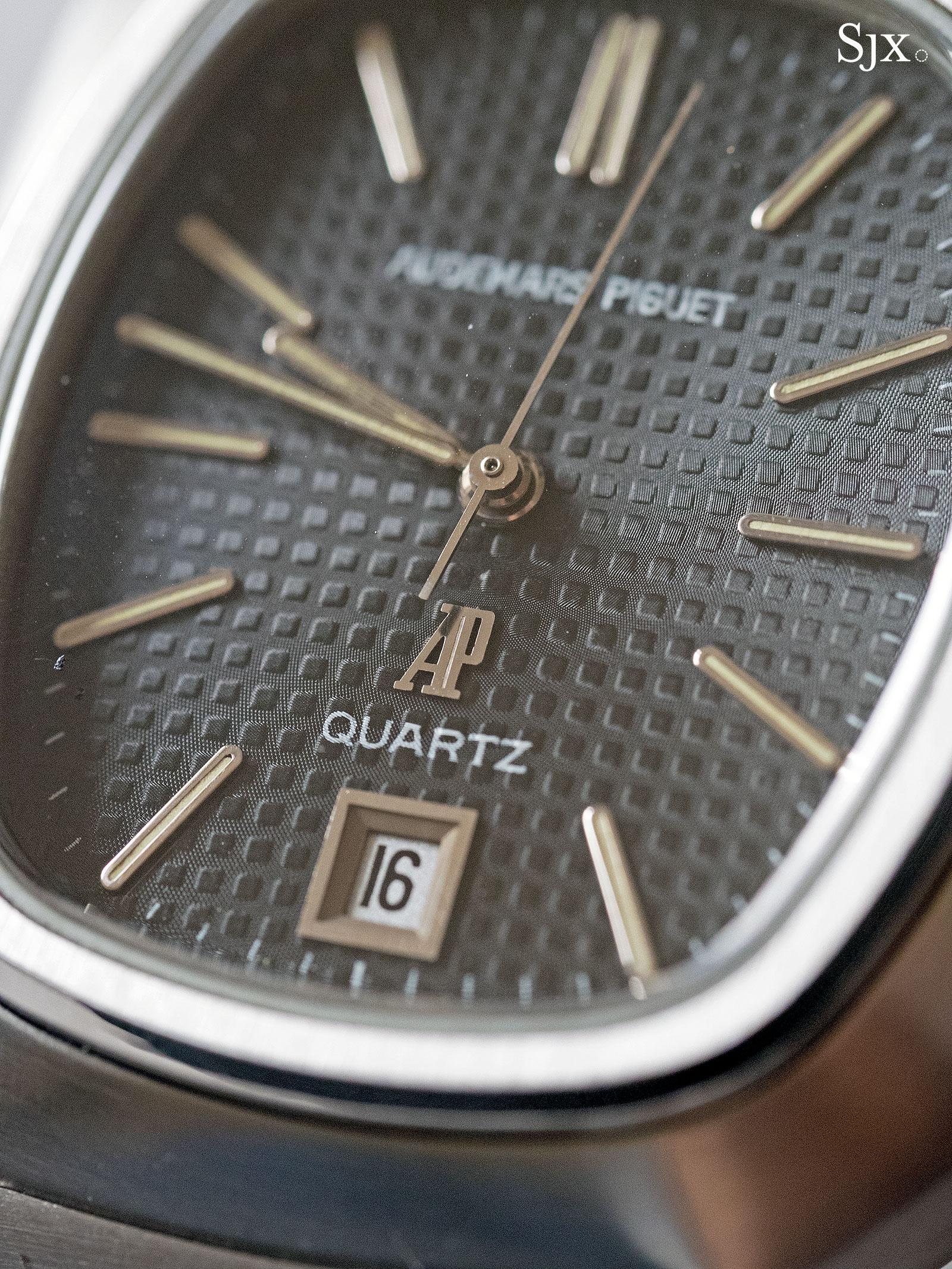Audemars Piguet 6001 quartz 2