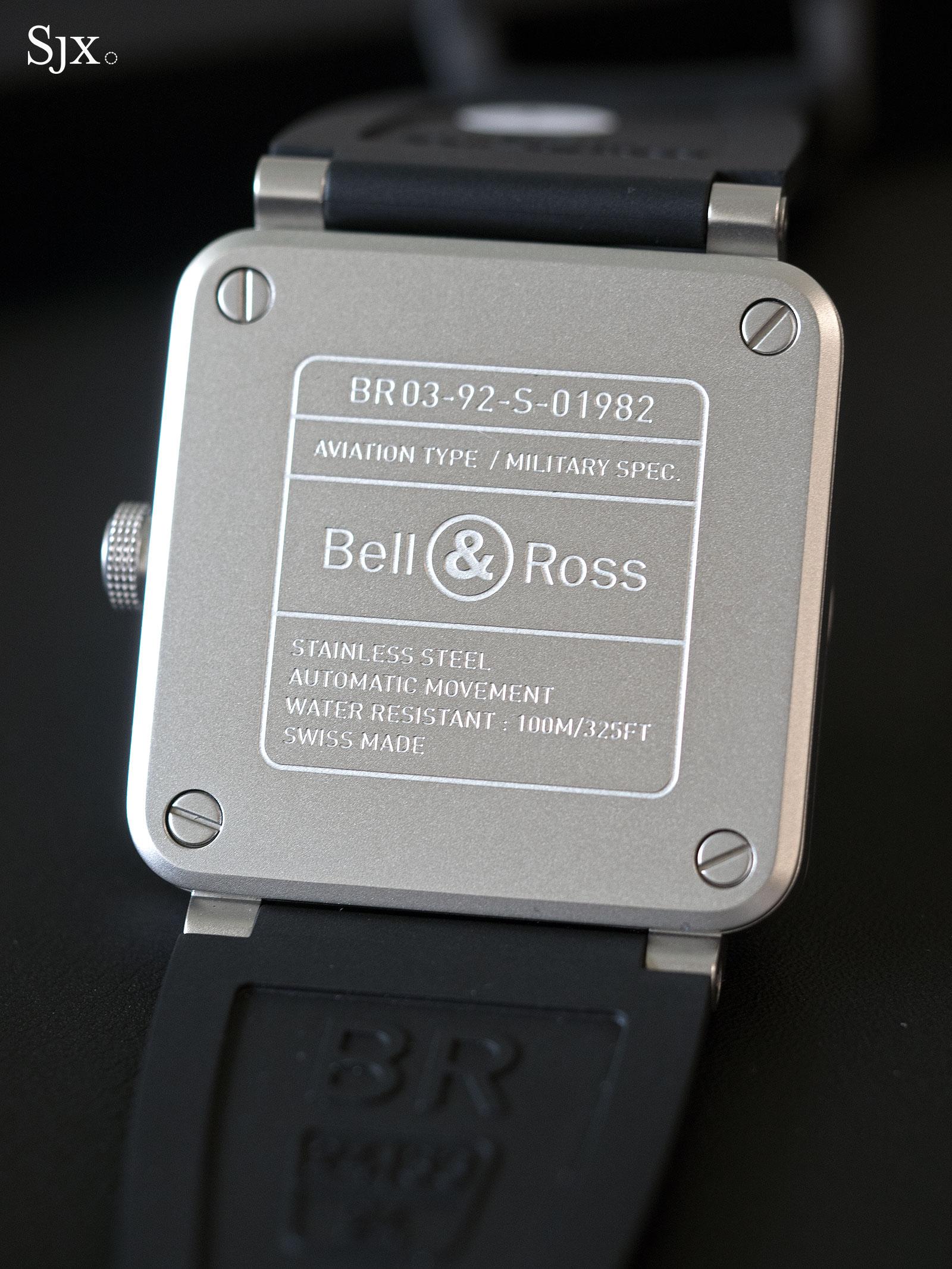 Bell & Ross BR 03-92 Horograph 4
