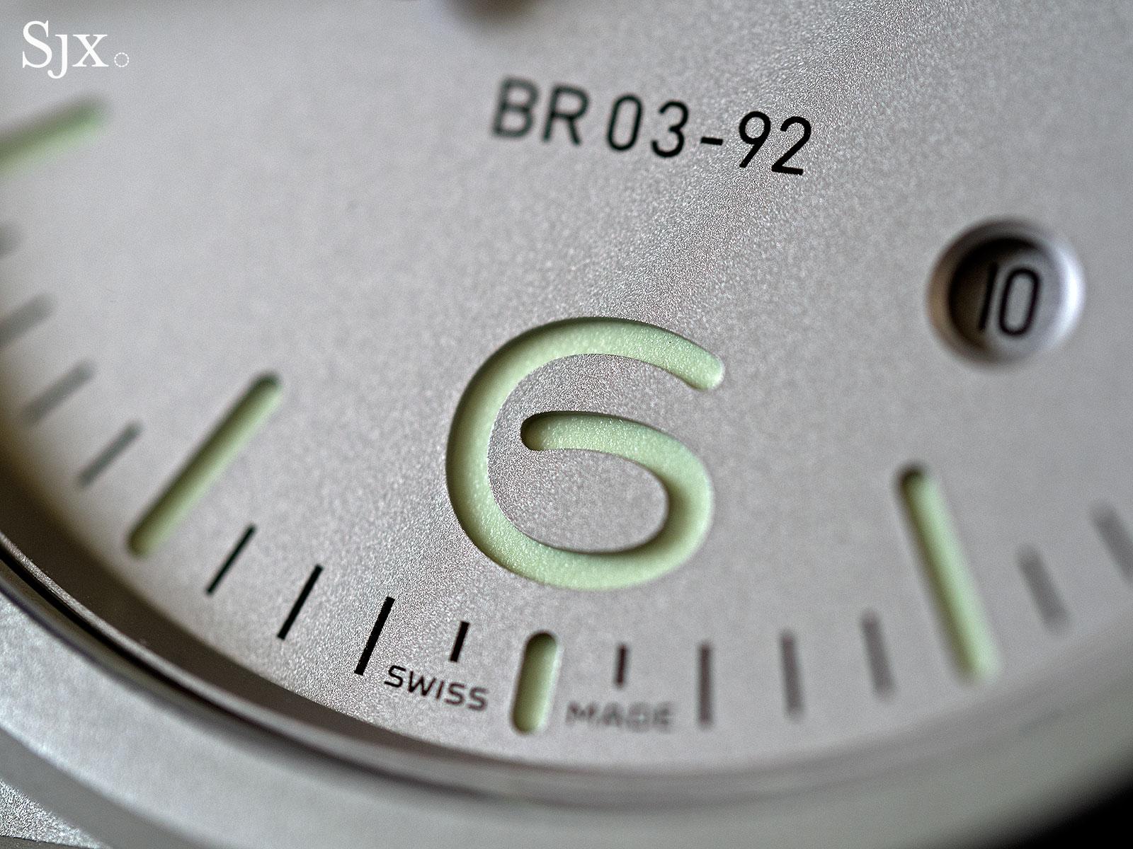 Bell & Ross BR 03-92 Horolum 10