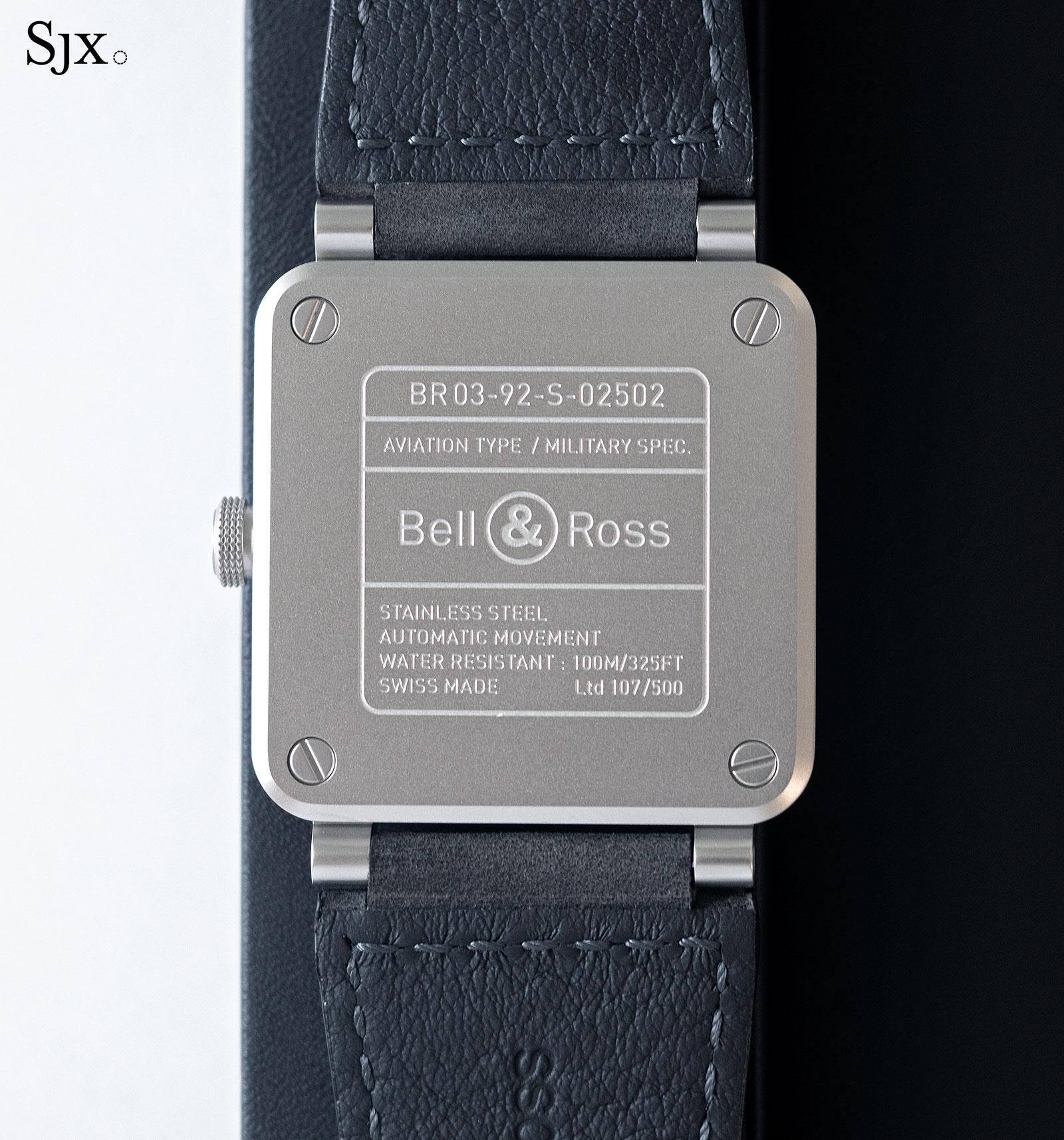 Bell & Ross BR 03-92 Horolum 12