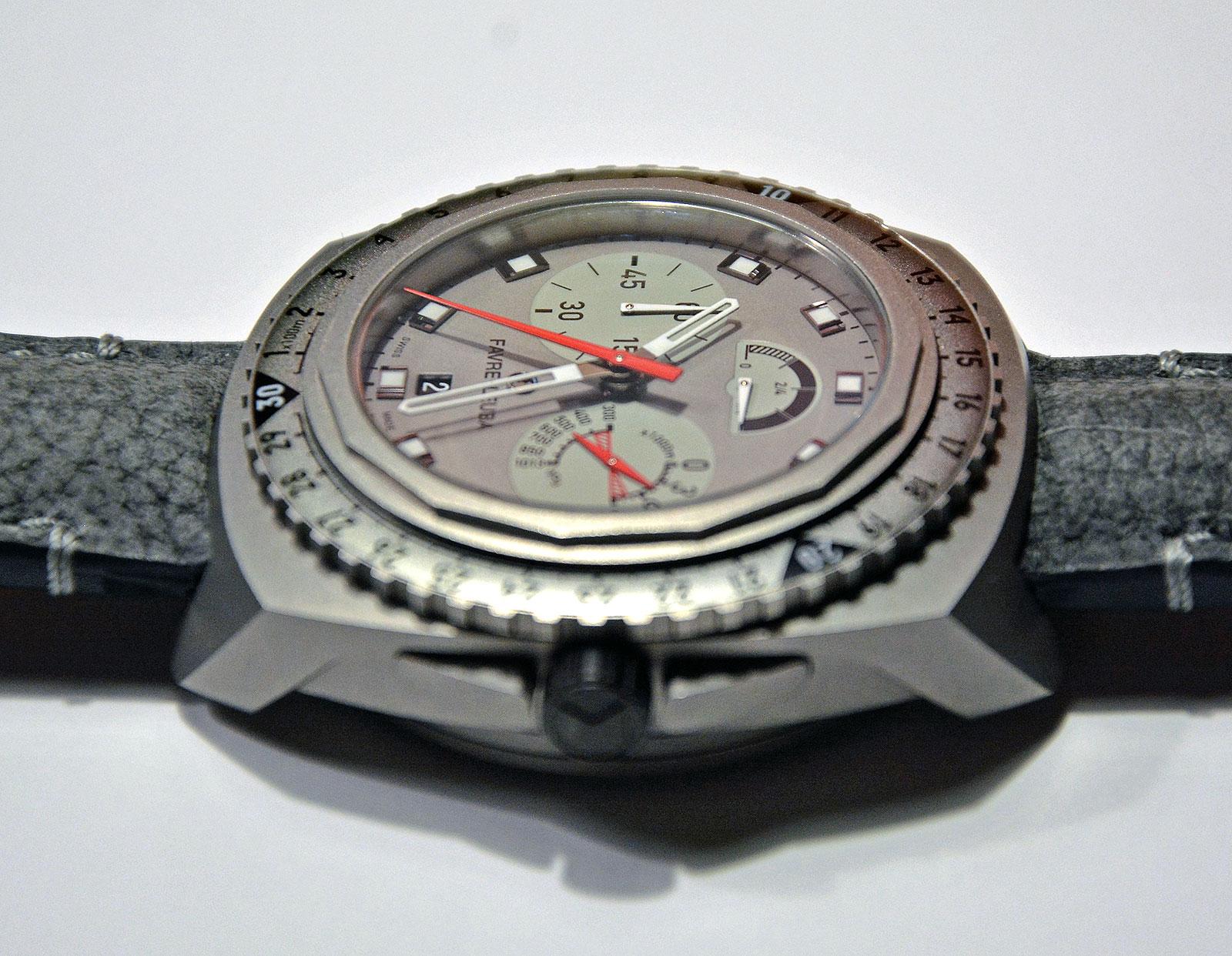 Favre-Leuba Bivouac 9000-2