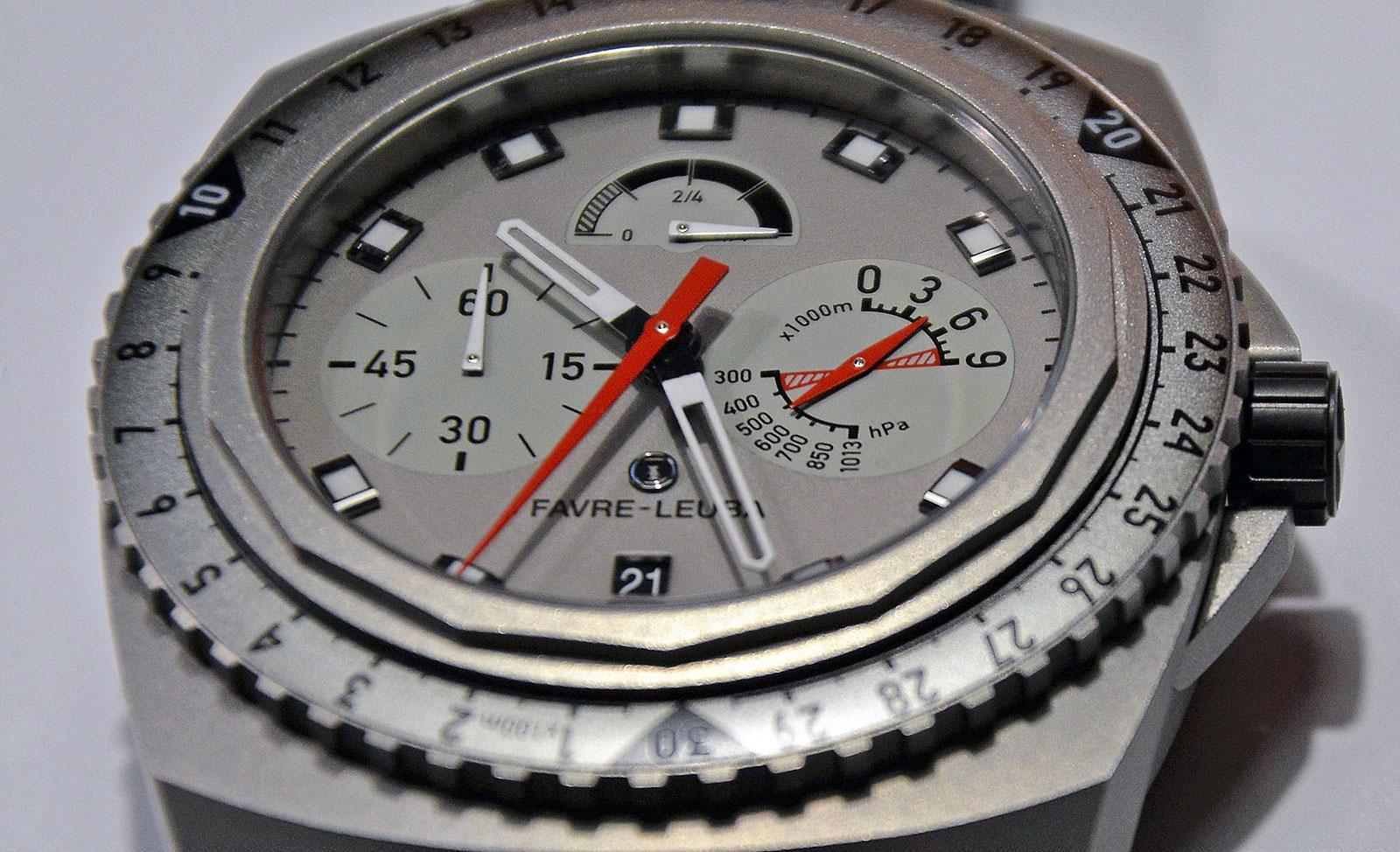 Favre-Leuba Bivouac 9000-5